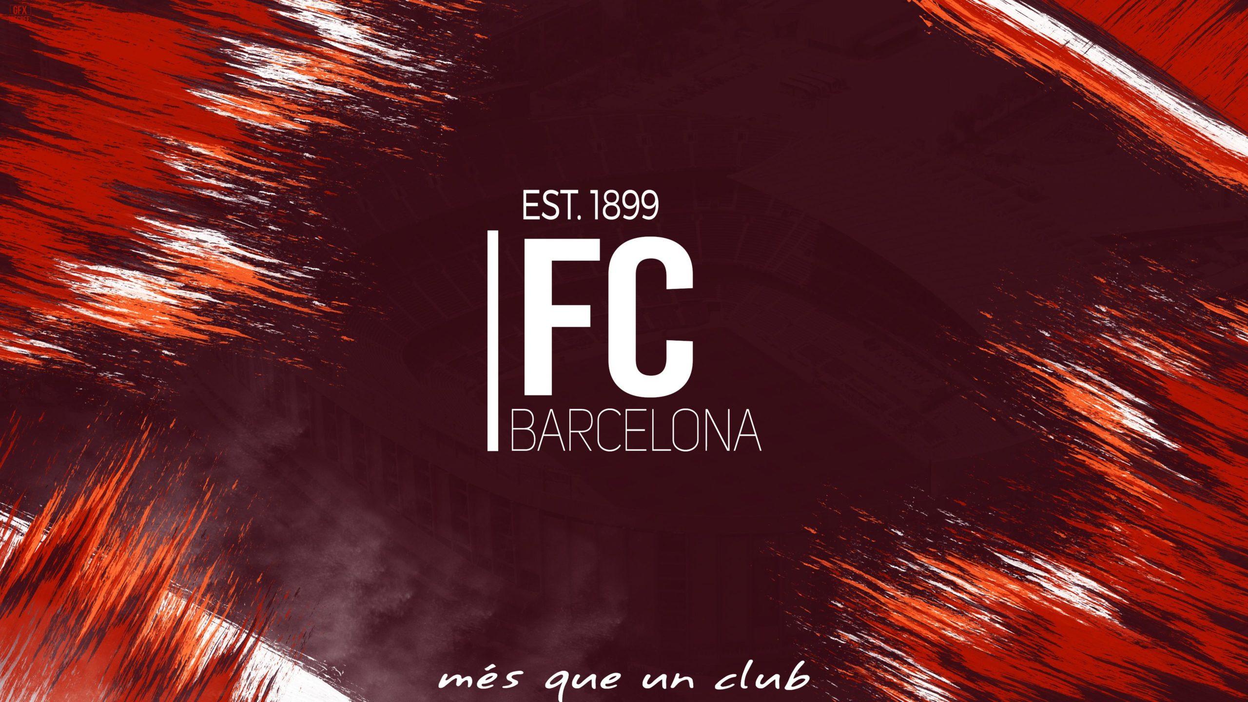 fc barcelona team wallpaper