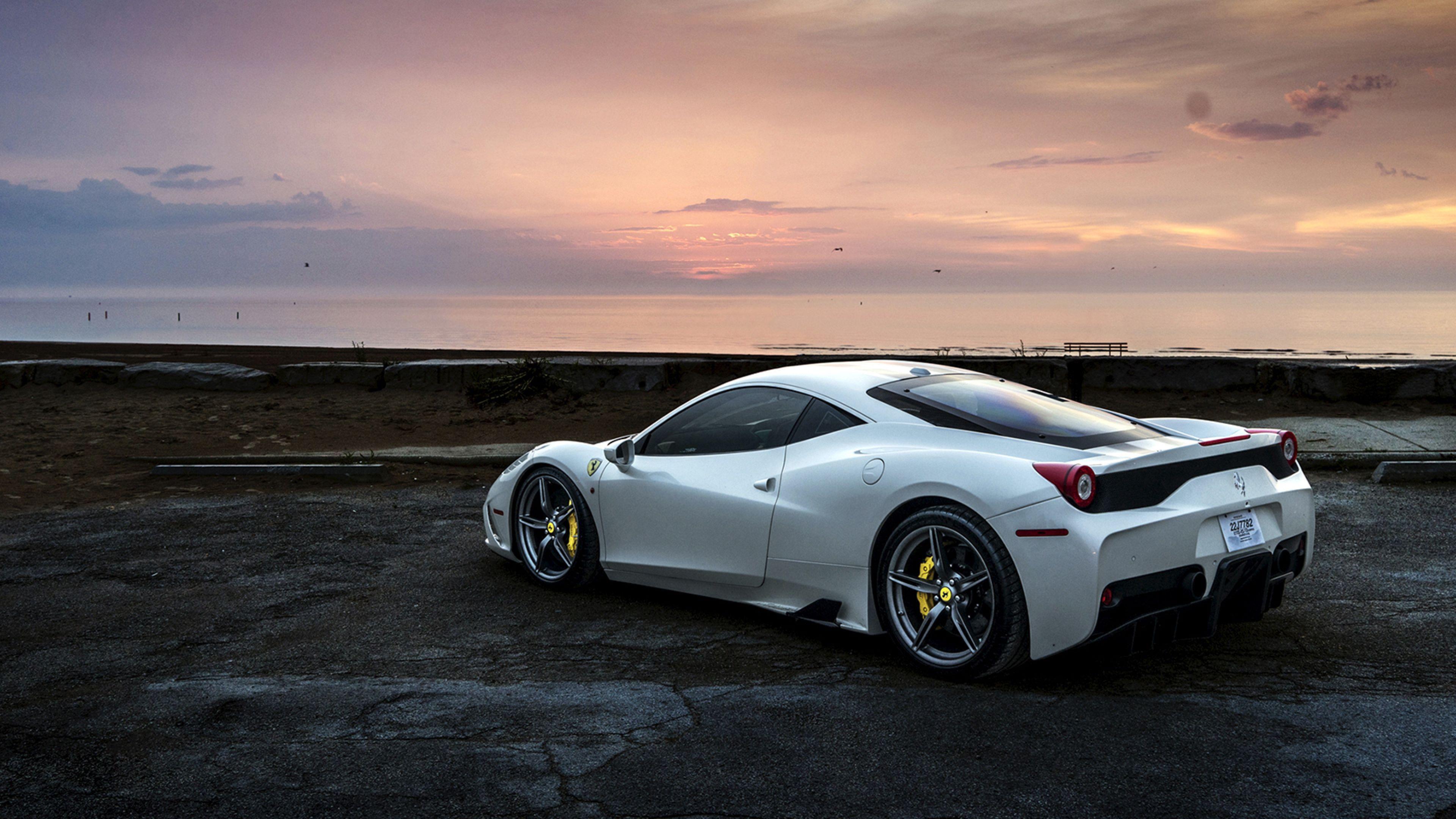 Ferrari Wallpaper 4K Phone