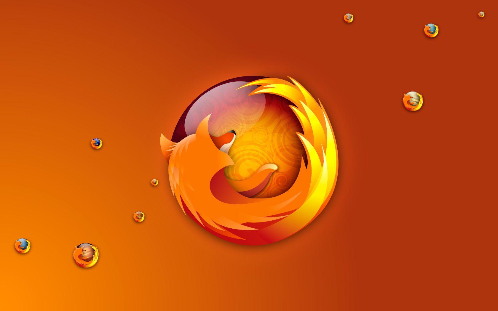 mozilla firefox desktop wallpaper