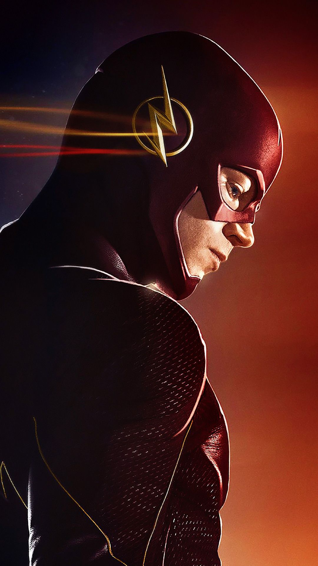 flash comic wallpaper, superhero flash