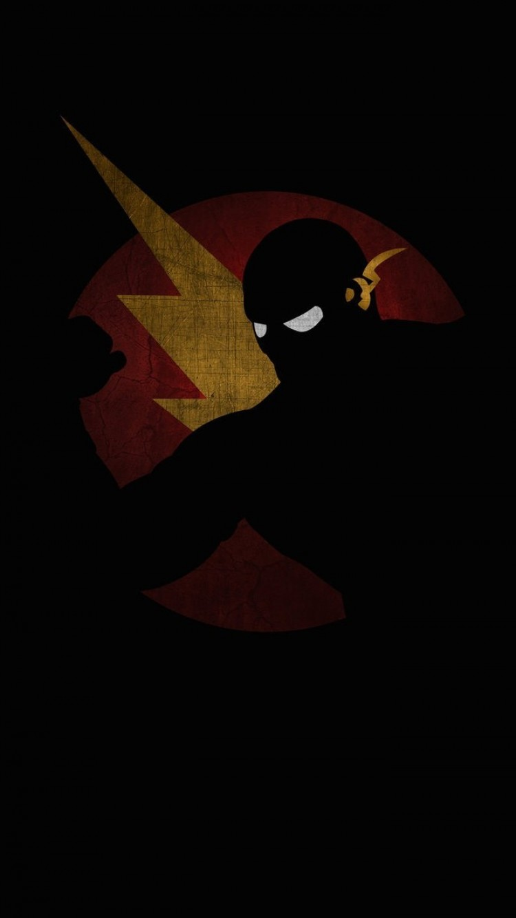 the flash logo wallpaper, flash superhero background