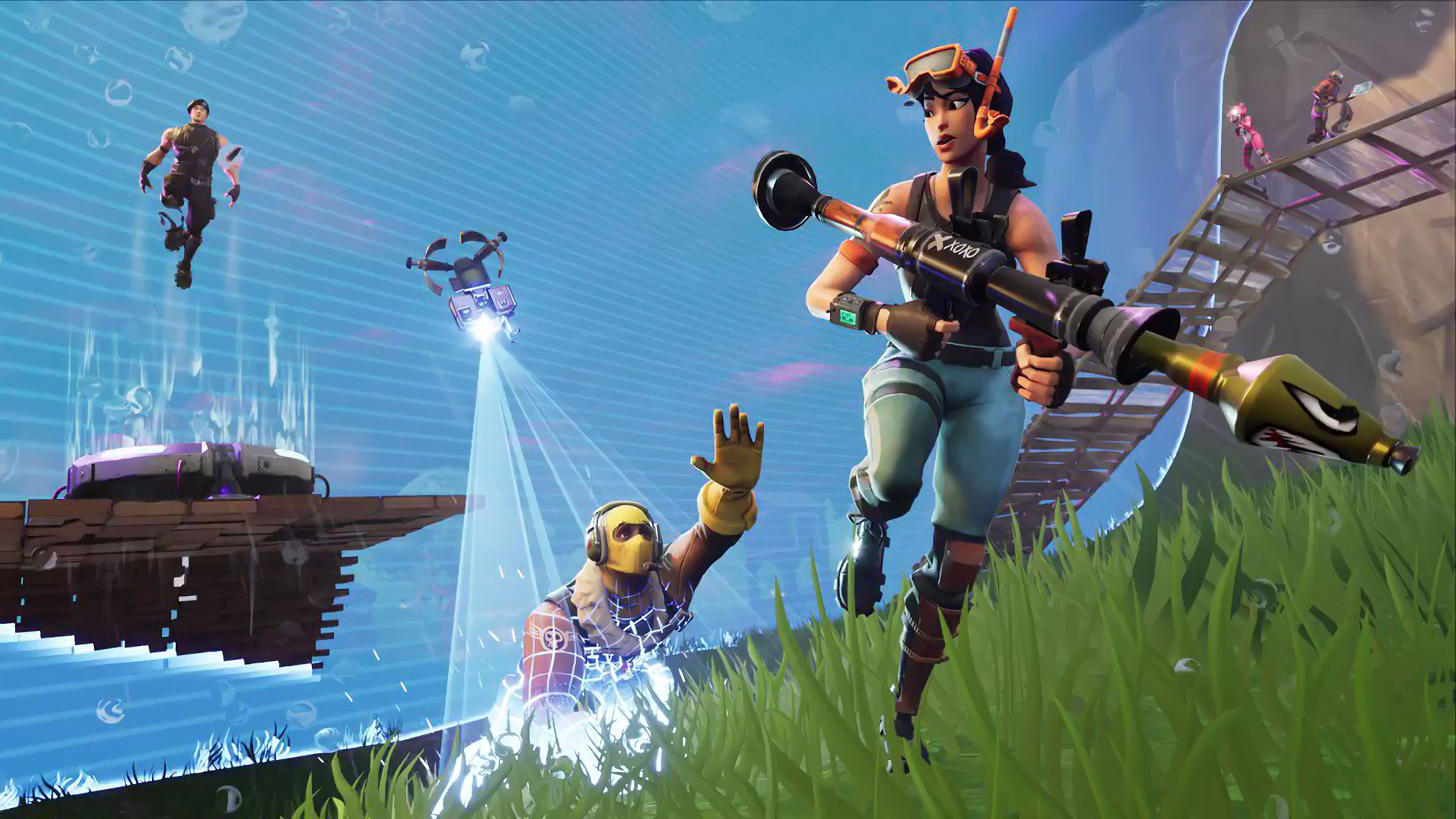 Fortnite Wallpapers Trumpwallpapers