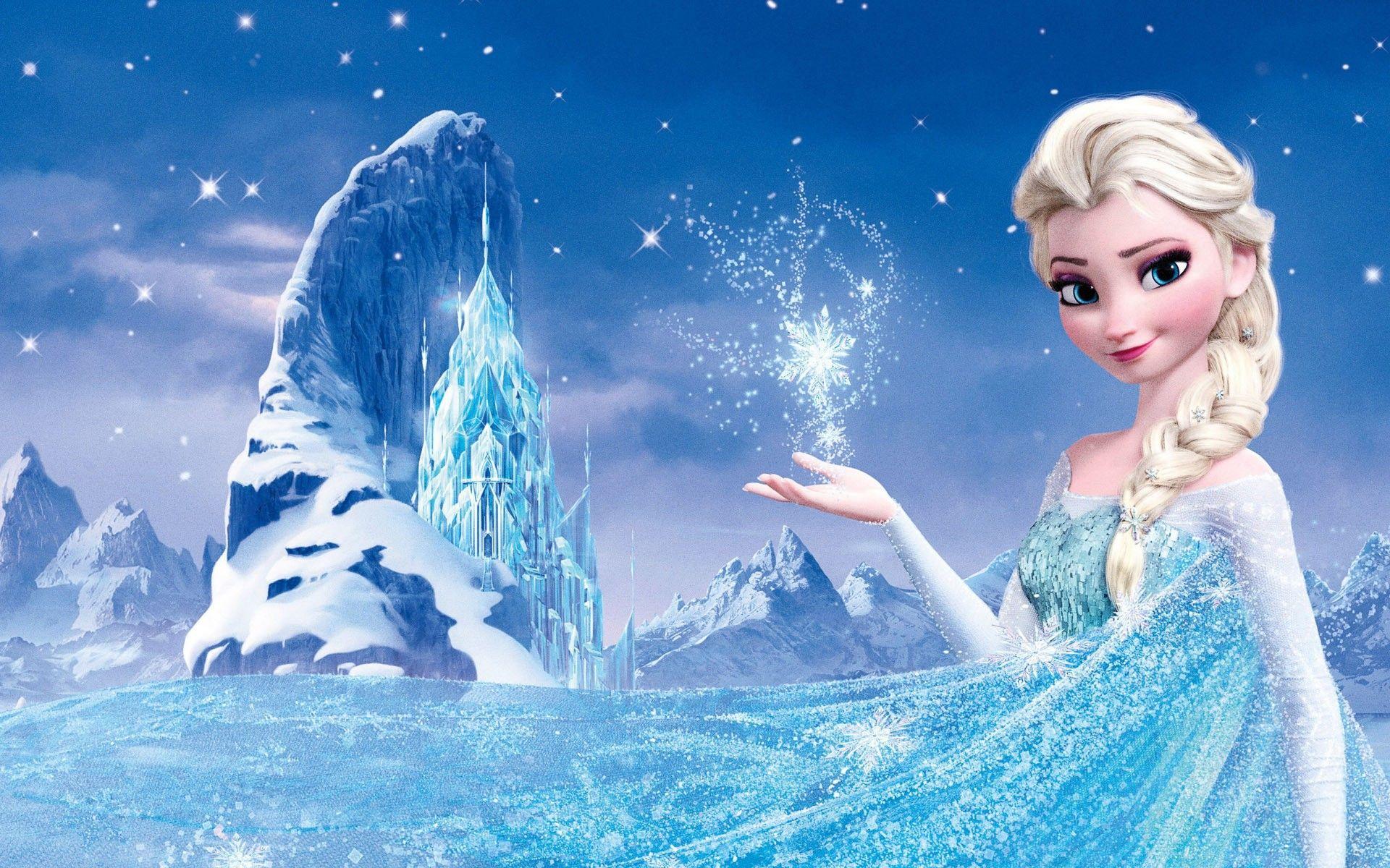 frozen 2 background