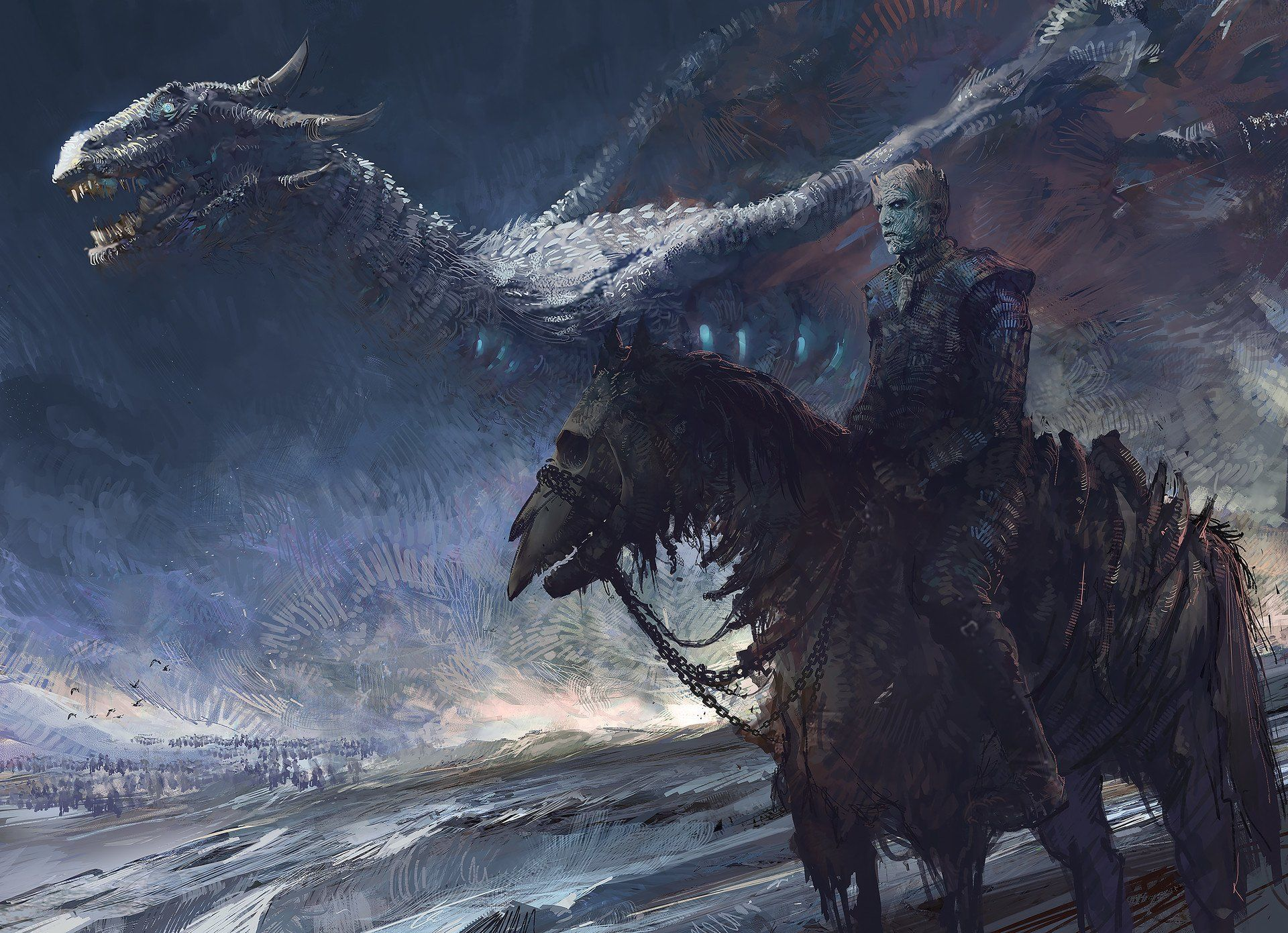 game of thrones wall paper, pictures of dragons fighting