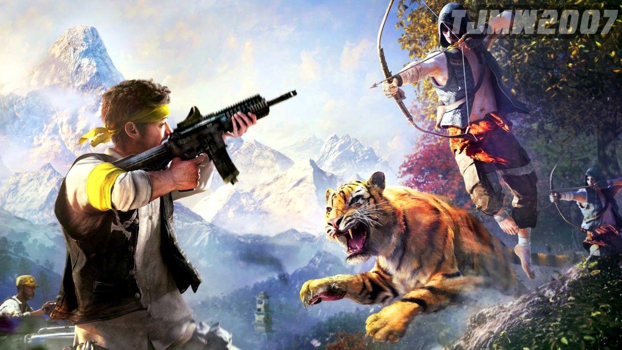 4k gaming wallpaper
