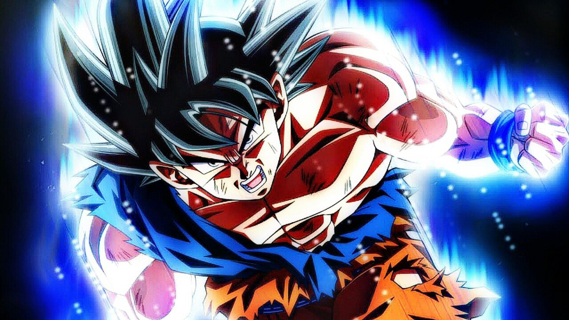 cool goku pictures