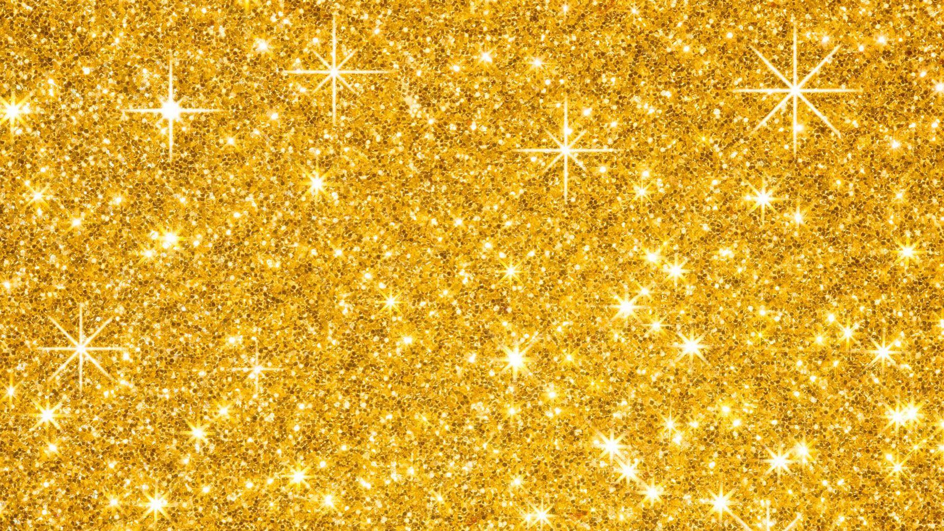 golden background image
