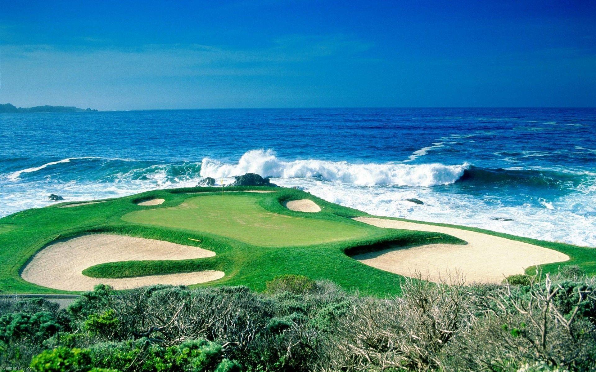 photos of golf