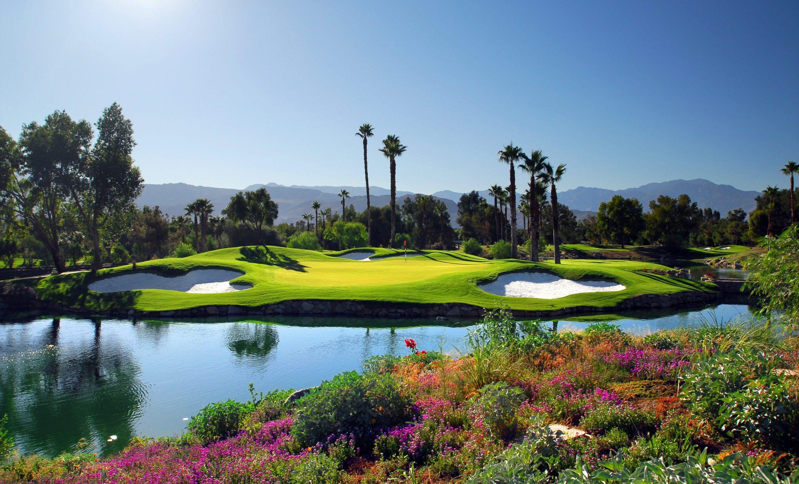 golf course wallpaper hd