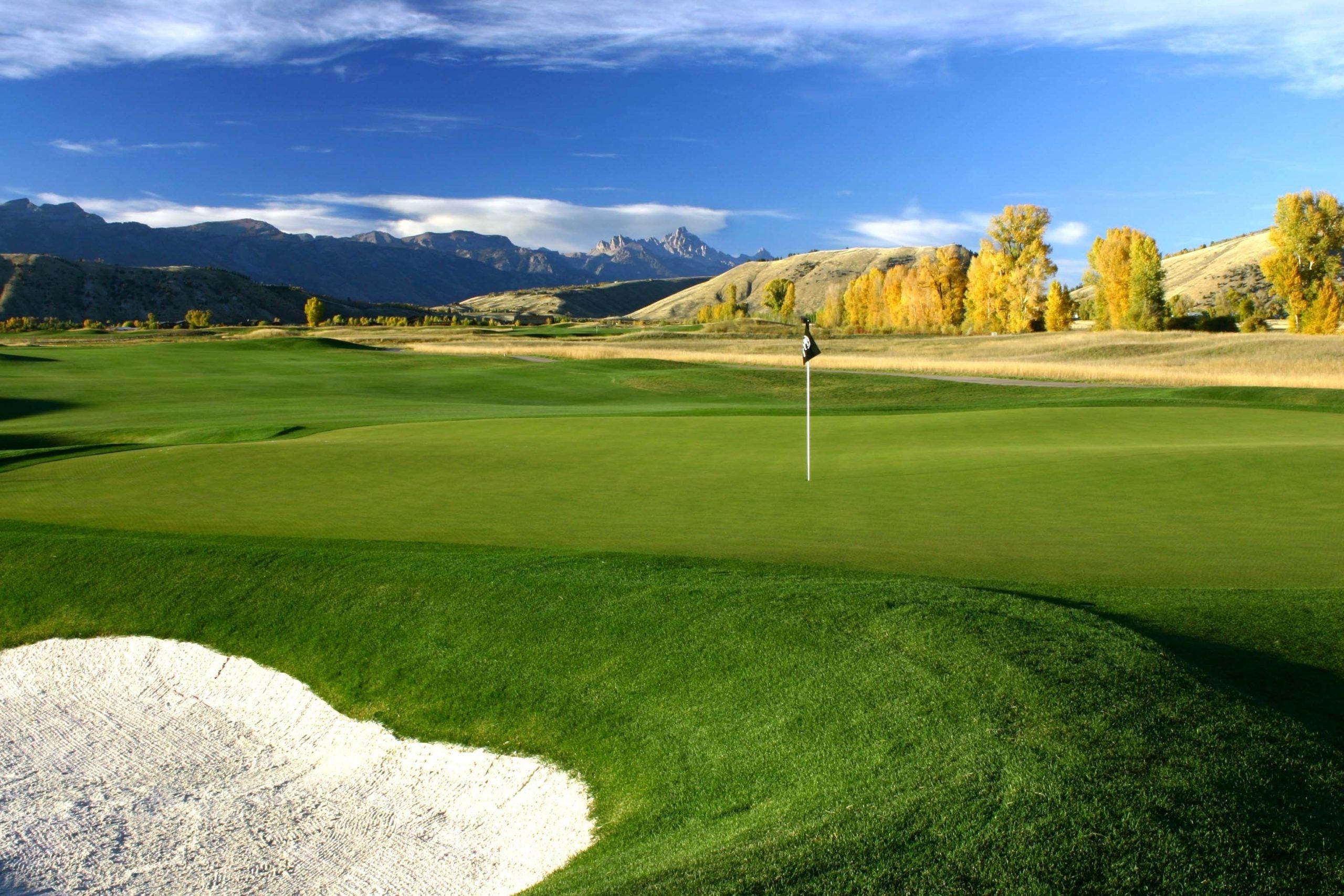 golfcourse photos