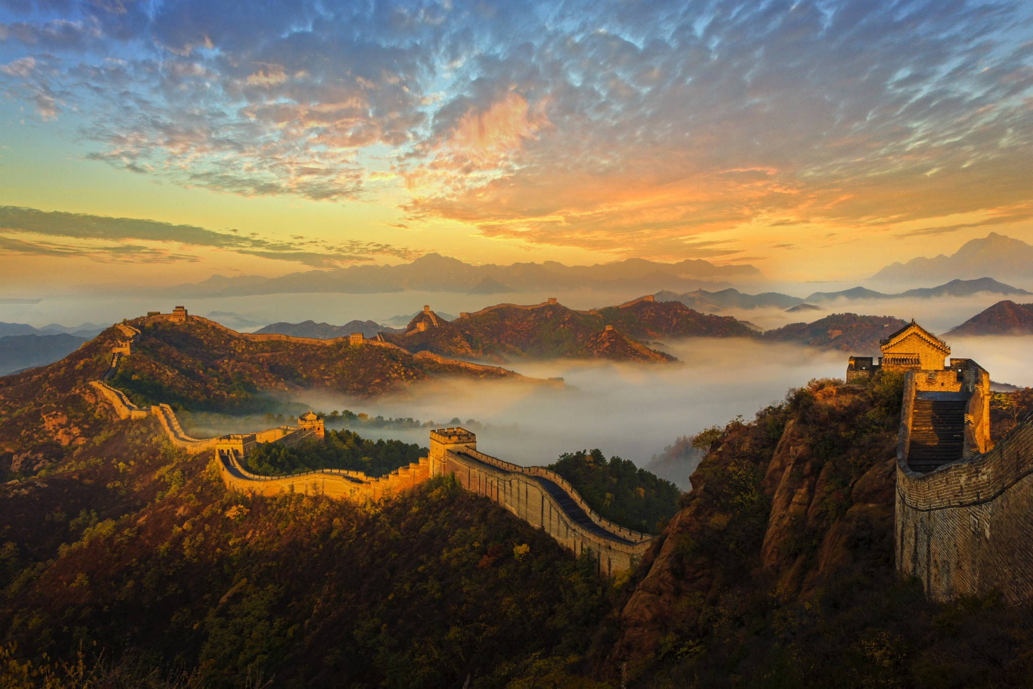 images of the great wall of china