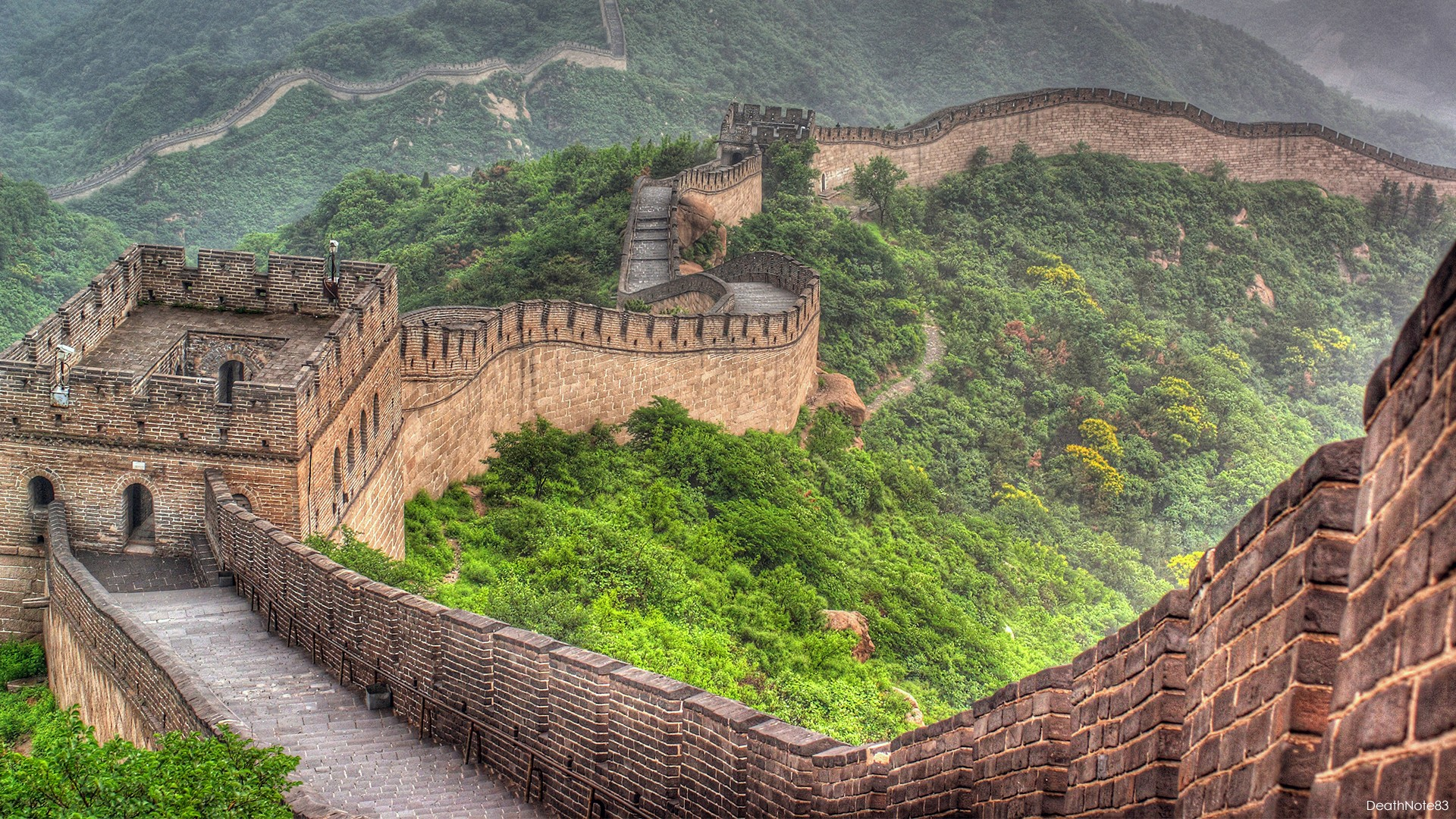 great wall of china hd free