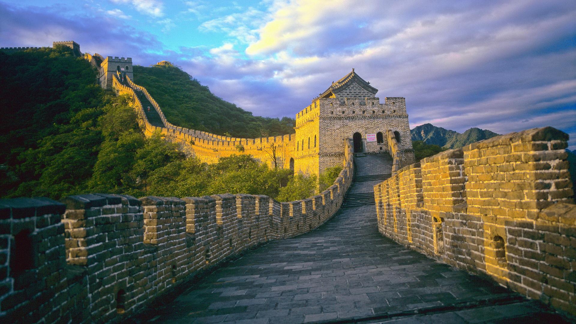 china images great wall