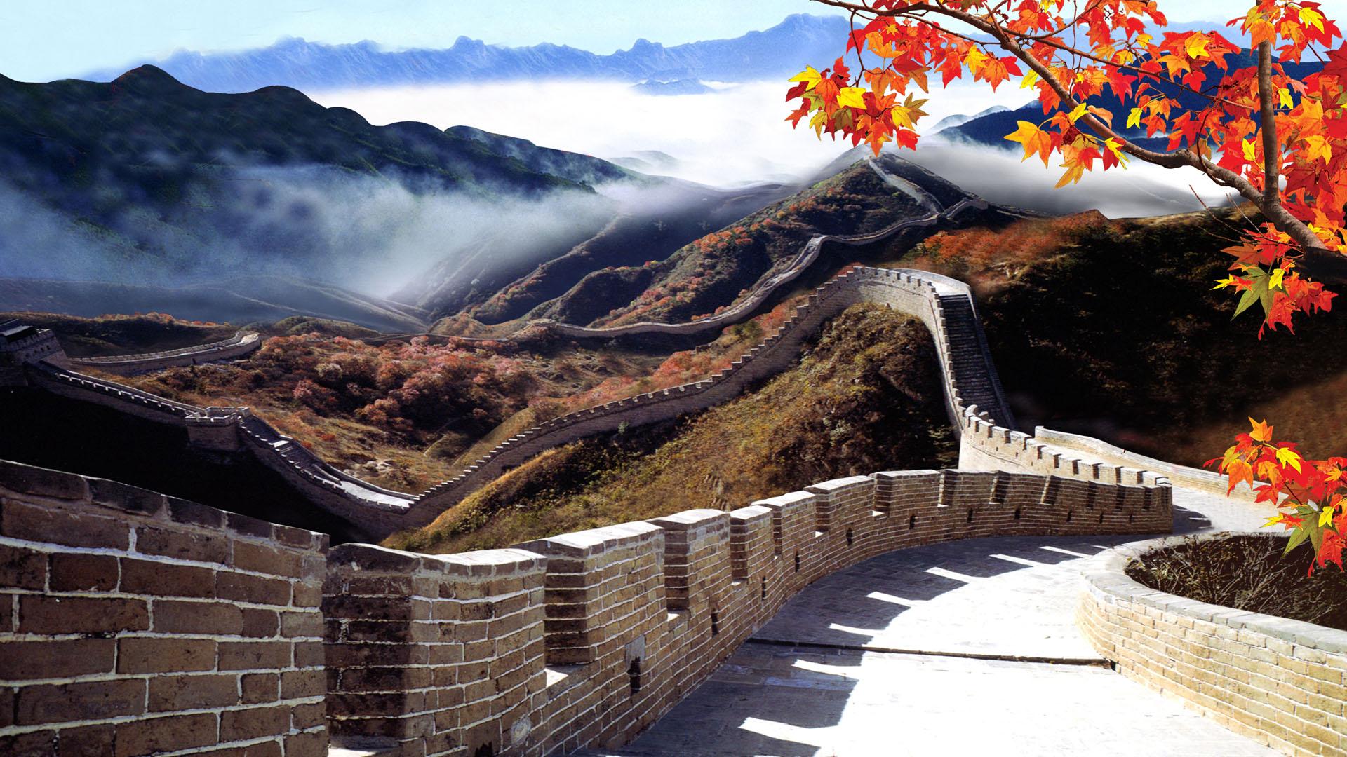 great wall of china pics