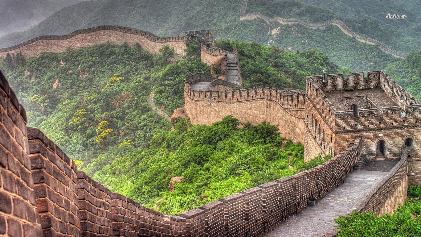great china wall images
