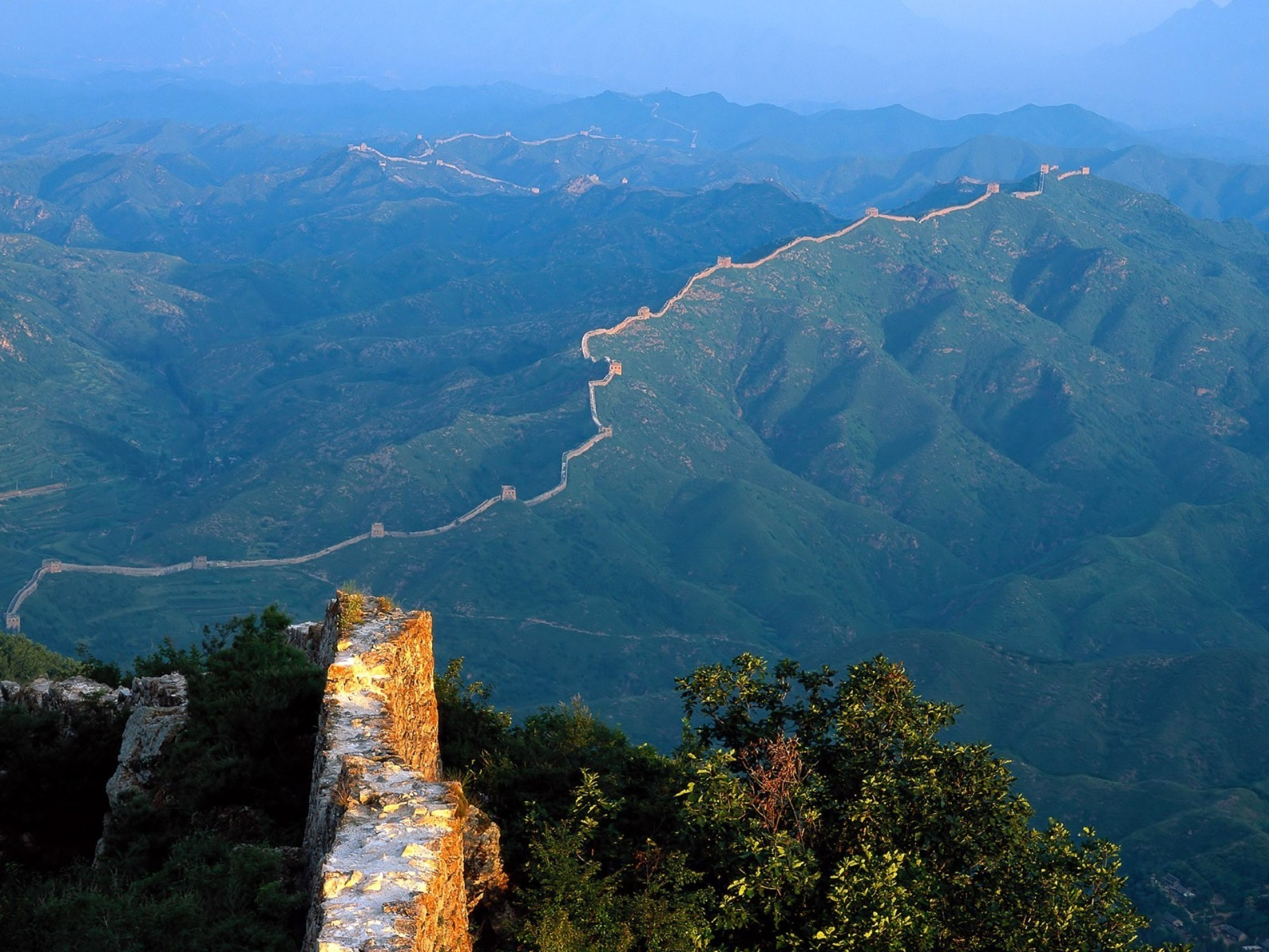 great wall of china image