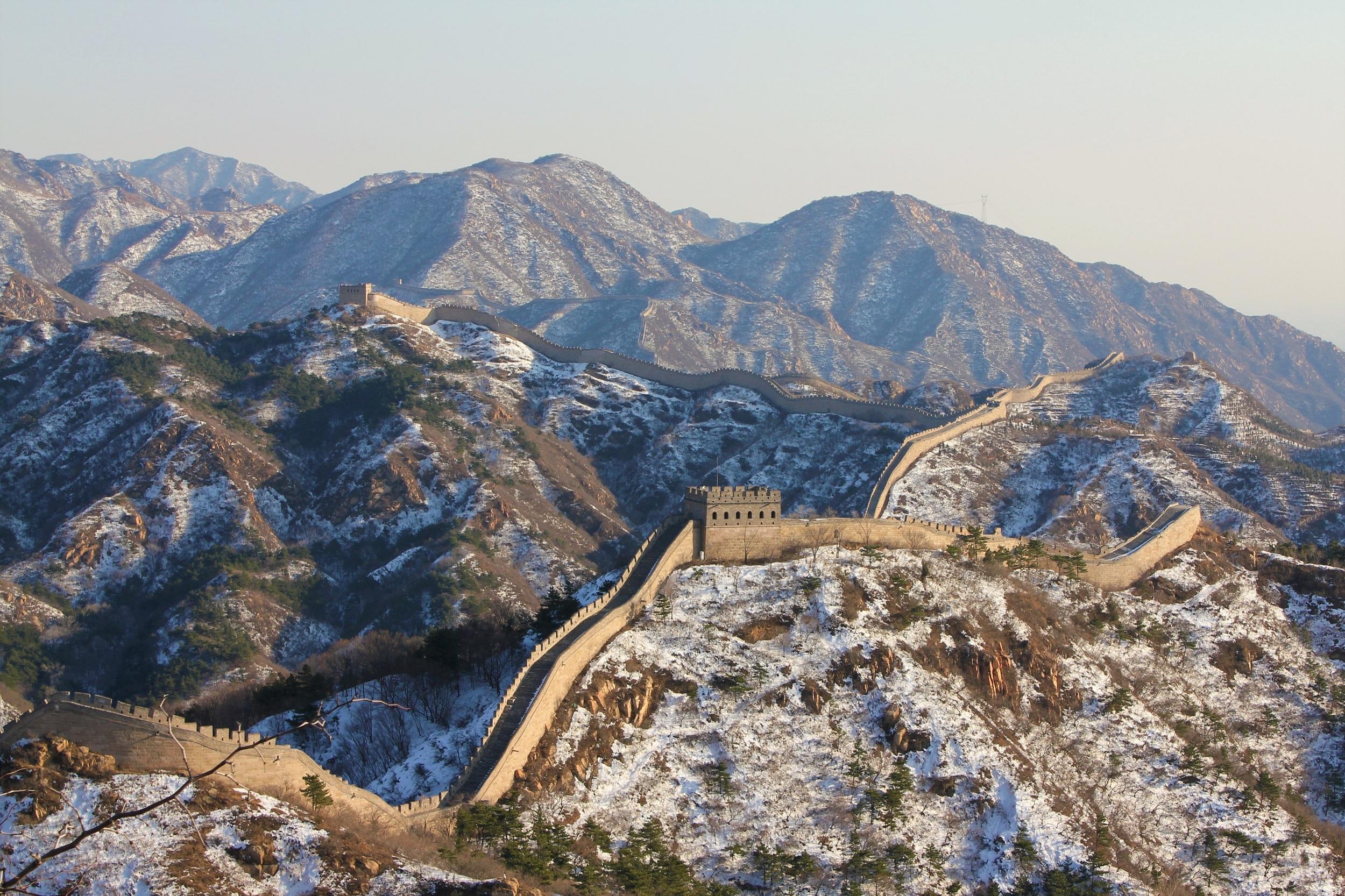 wall of china image