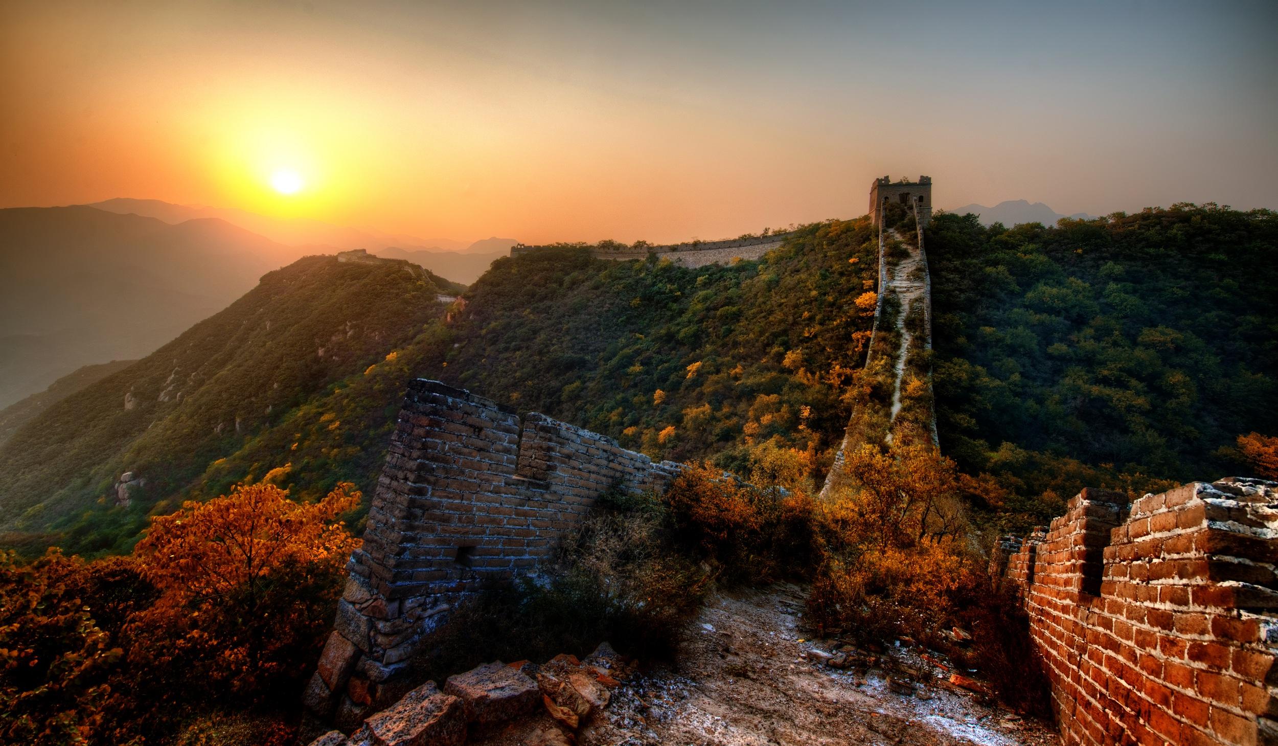 china wall images free download