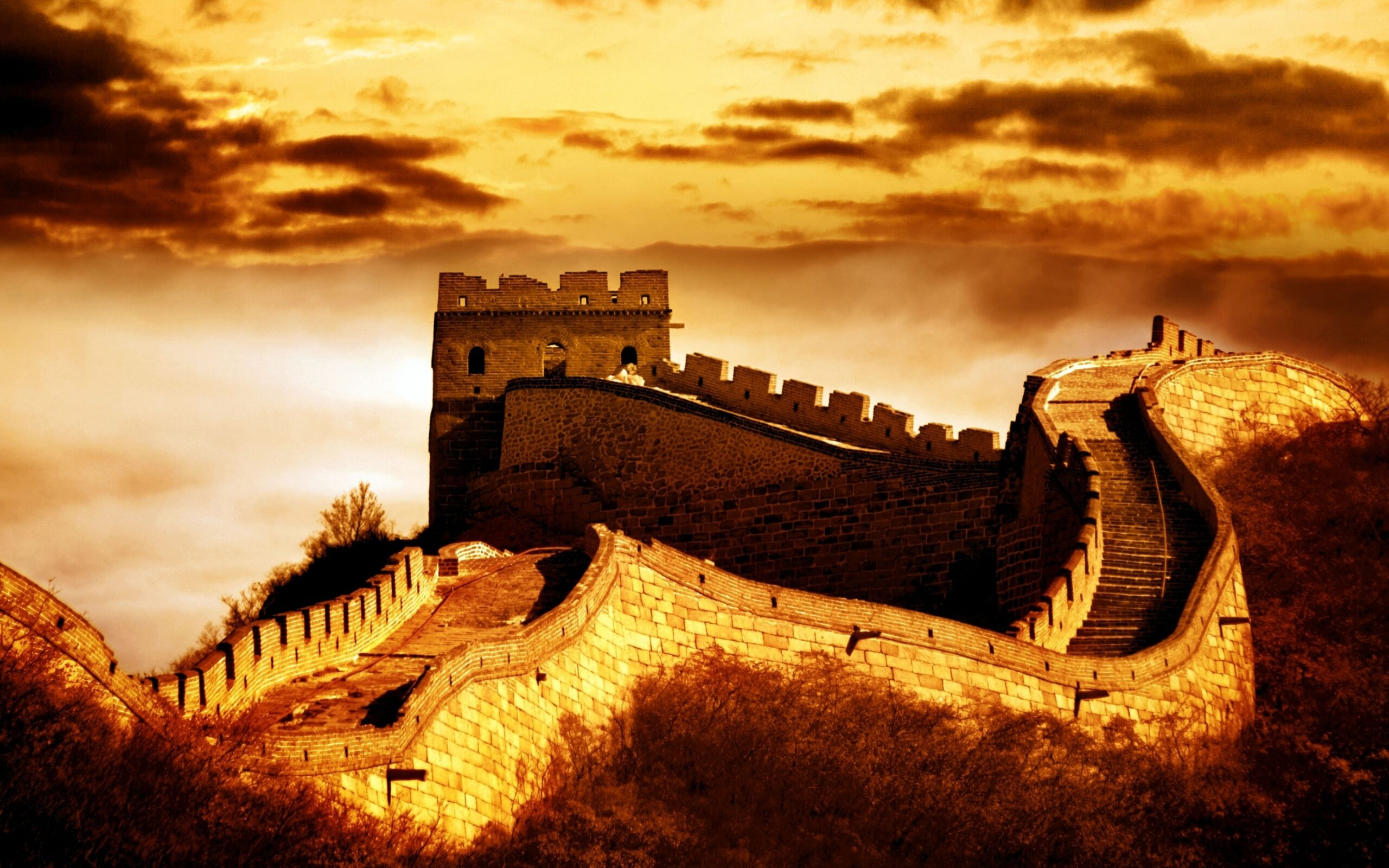 images of great wall of china