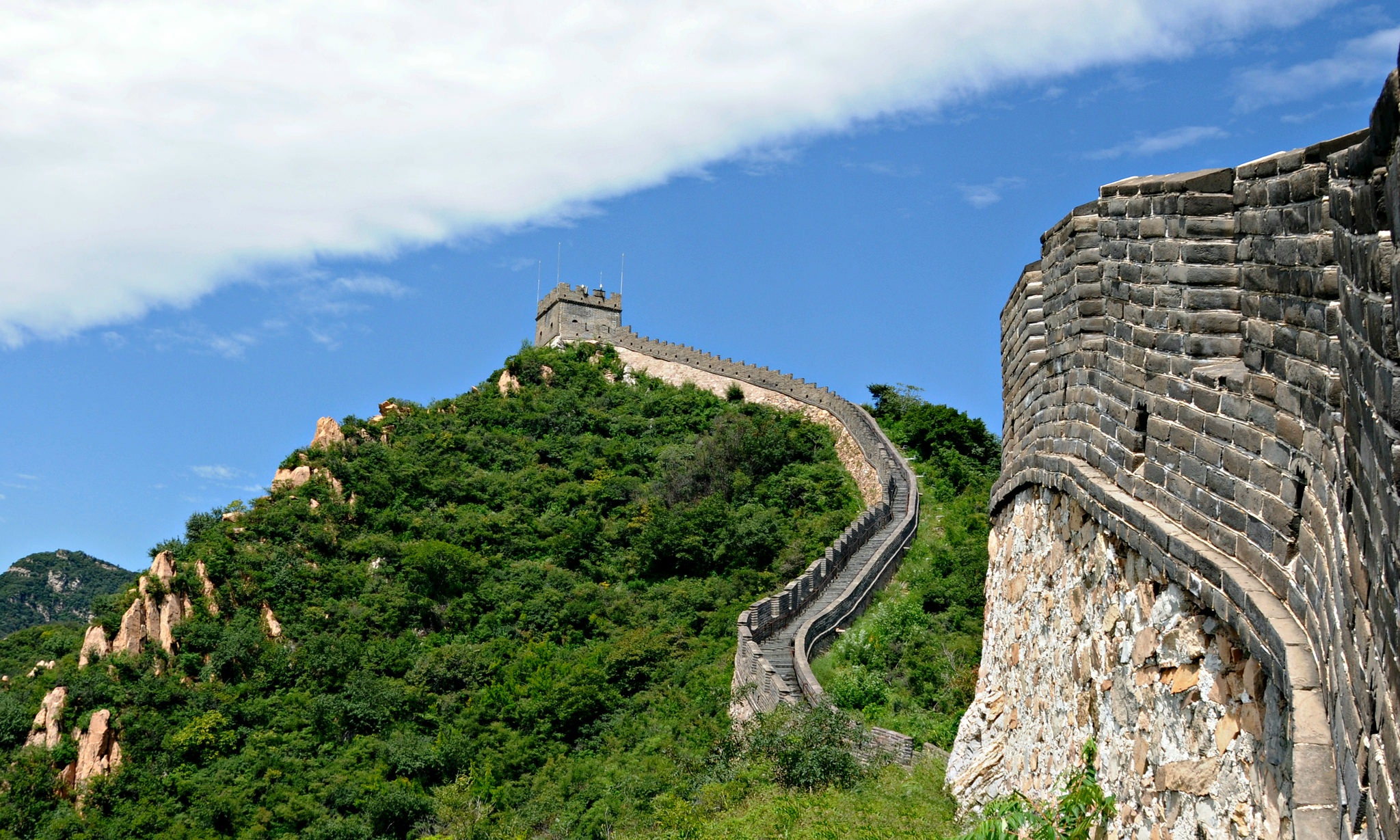 picture of great wall of china