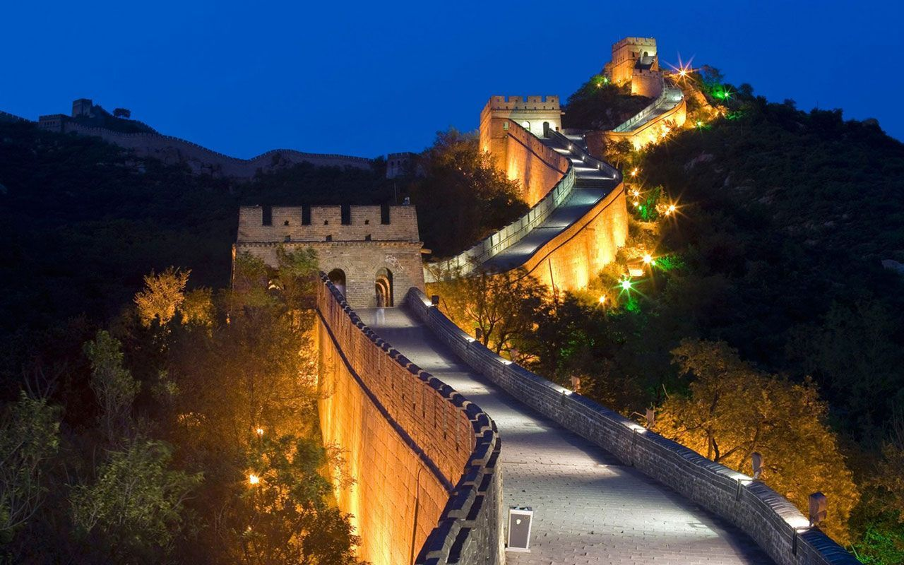 the great wall of china photos