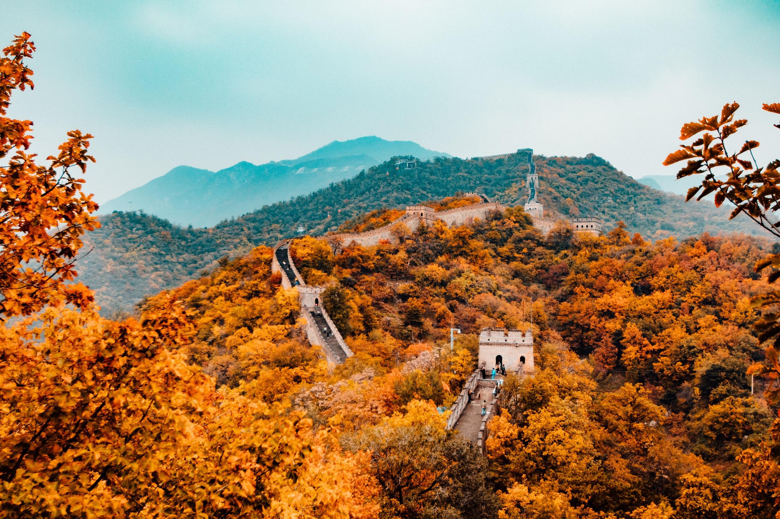image of china wall hd