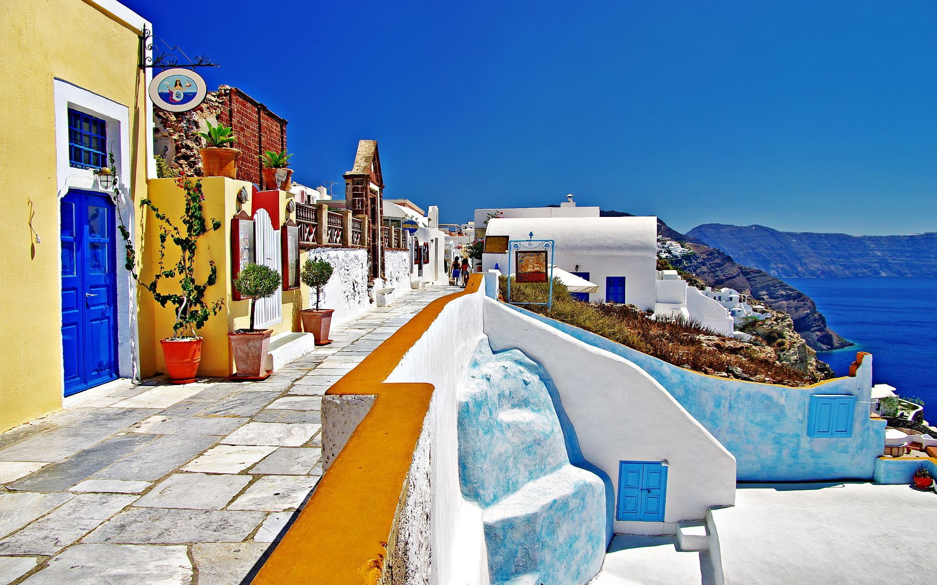 greek islands photographs