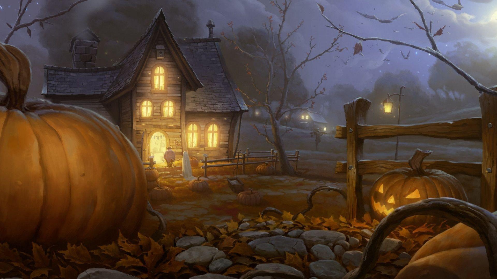 halloween wallpaper 1920x1080