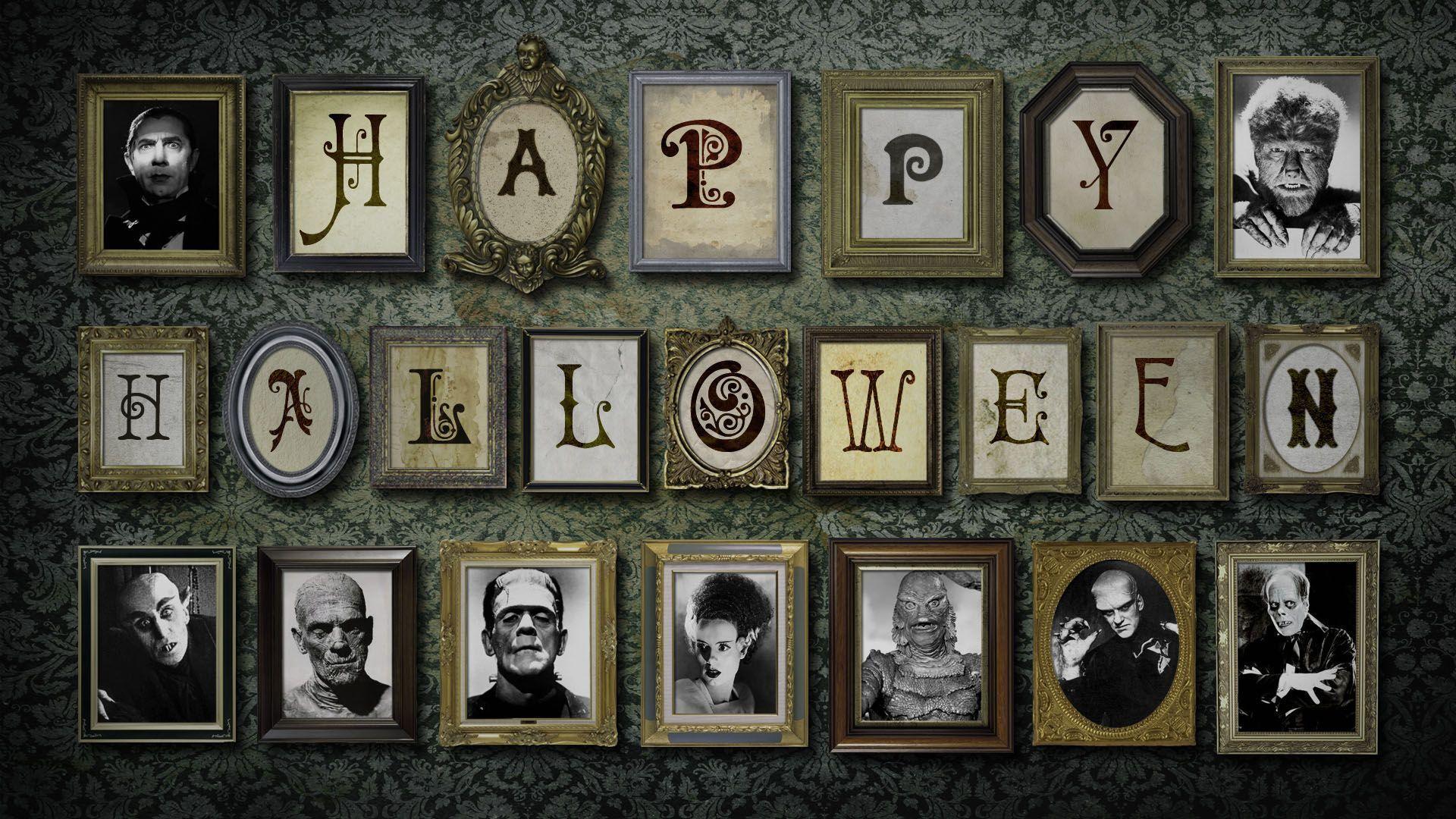 free halloween desktop wallpaper
