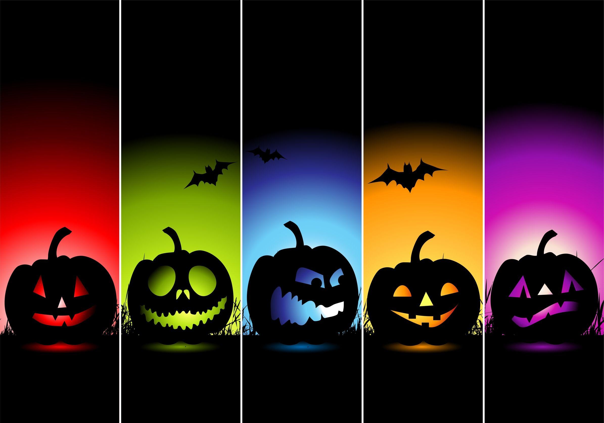 halloween wallpaper for kids