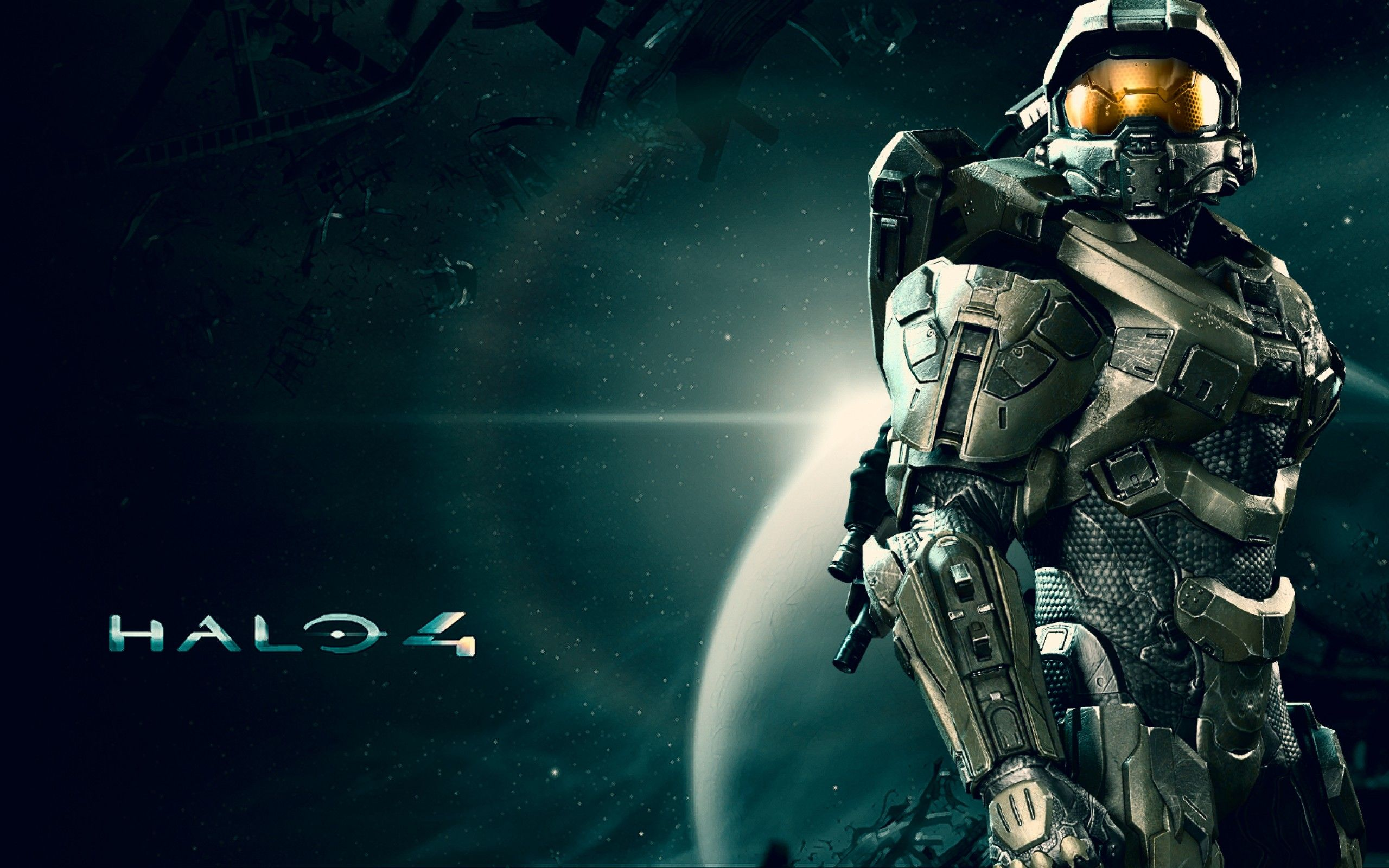 halo 2 background, halo 2 pic