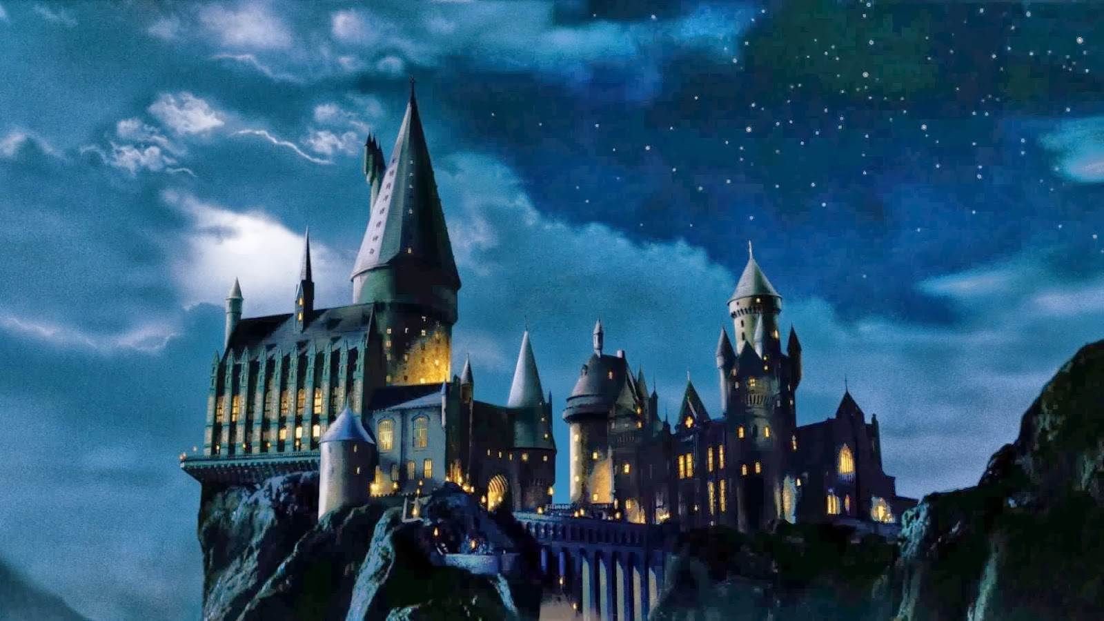 harry potter 4k wallpaper