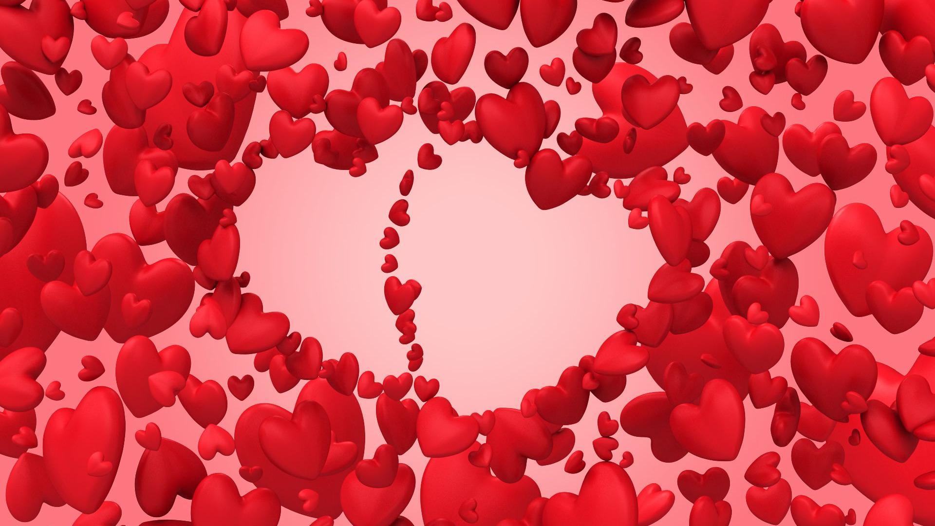 heart background hd