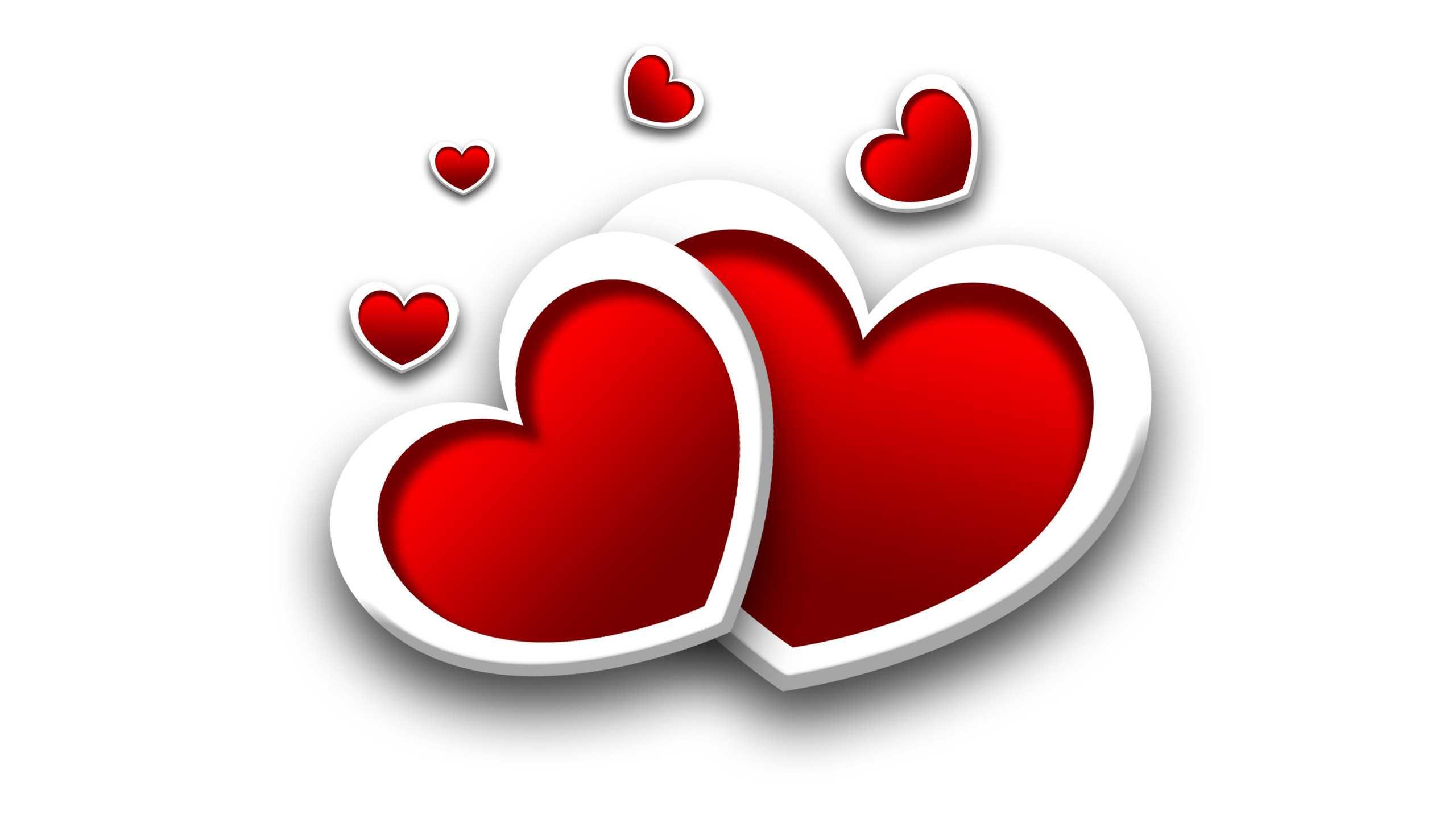love heart hd wallpaper