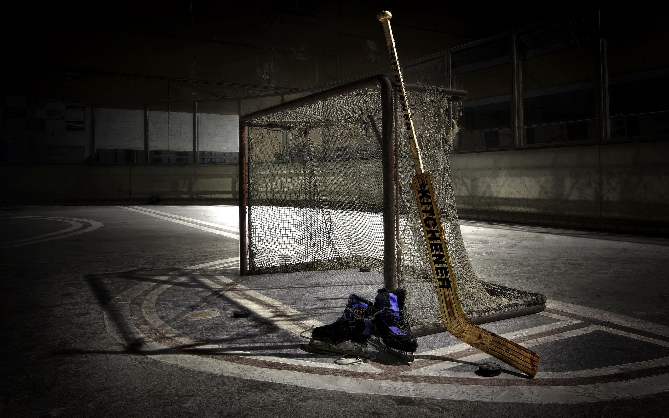 ice hockey rink wallpaper