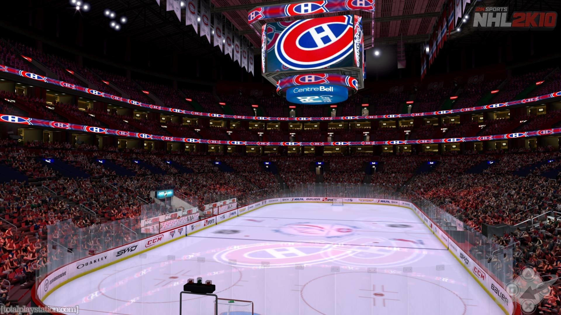ice rink wallpaper