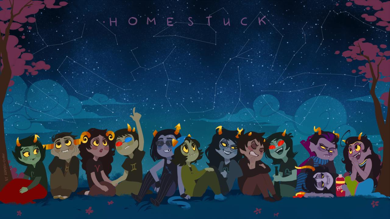 homestuck backgrounds