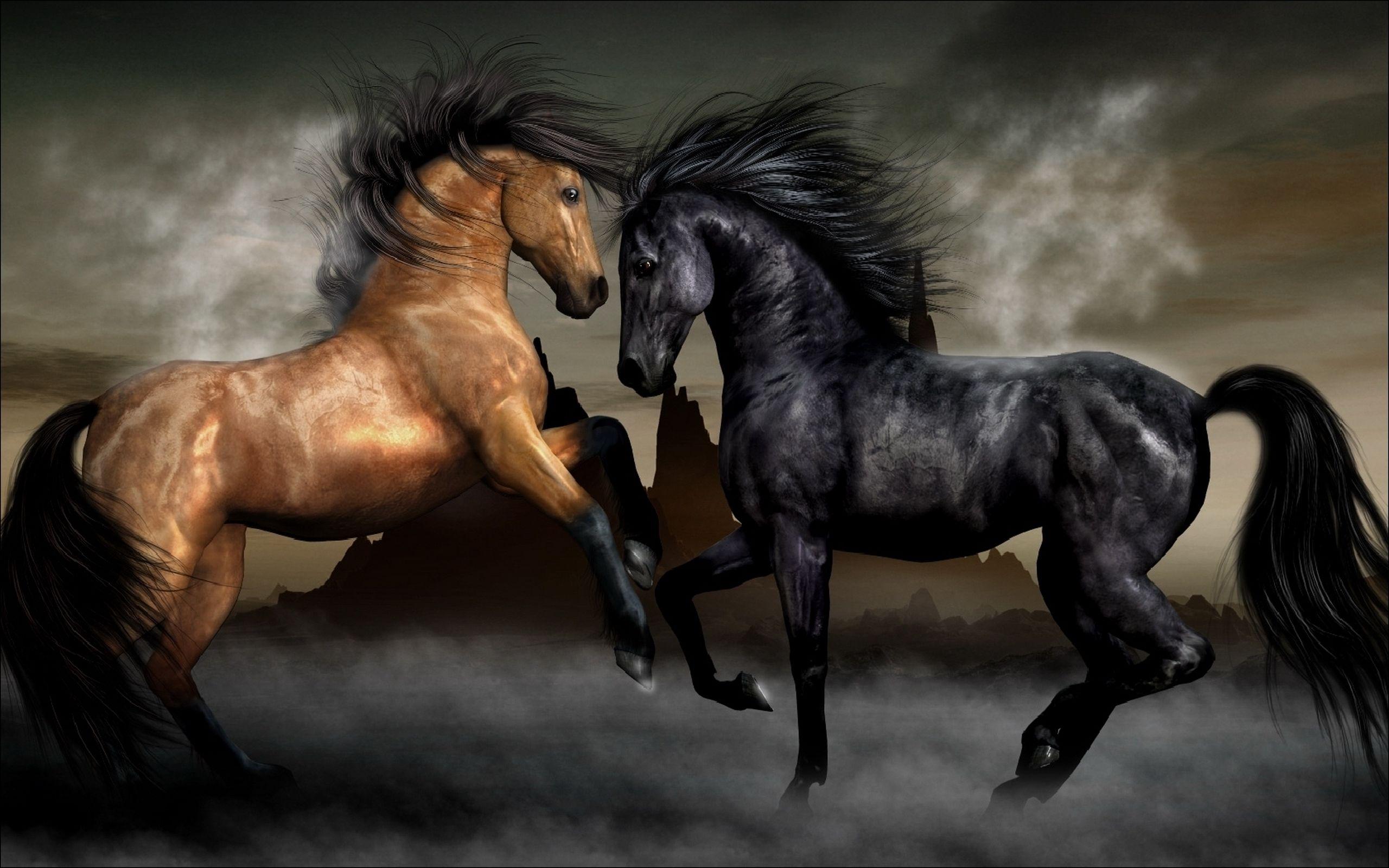 horse screensavers free
