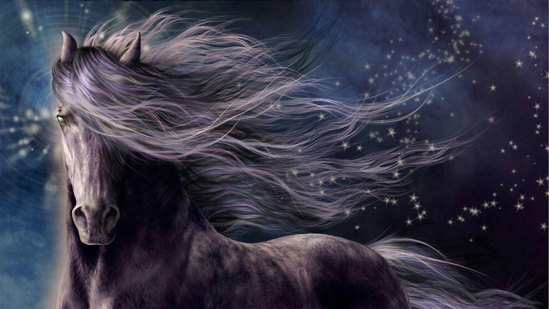 horse screen savers wallpapers