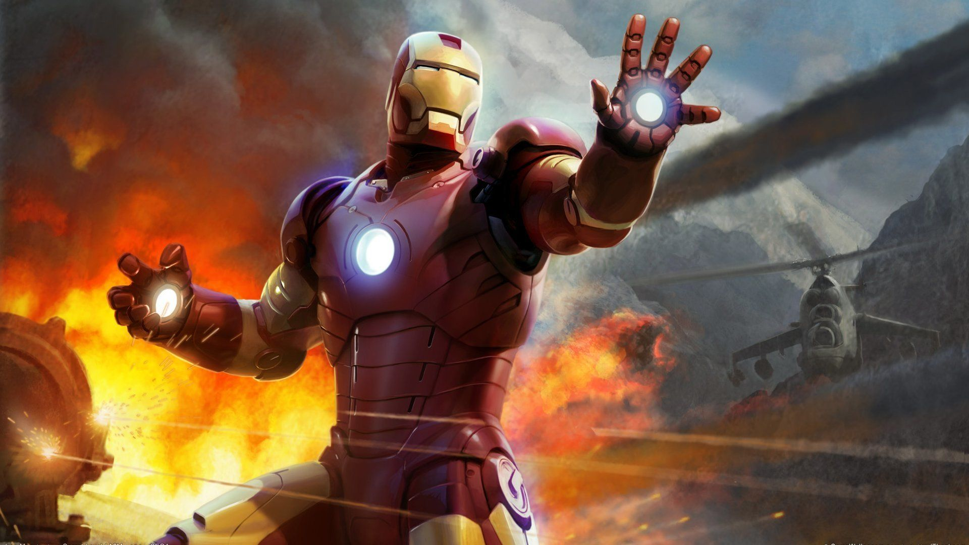 ironman hd wallpapers
