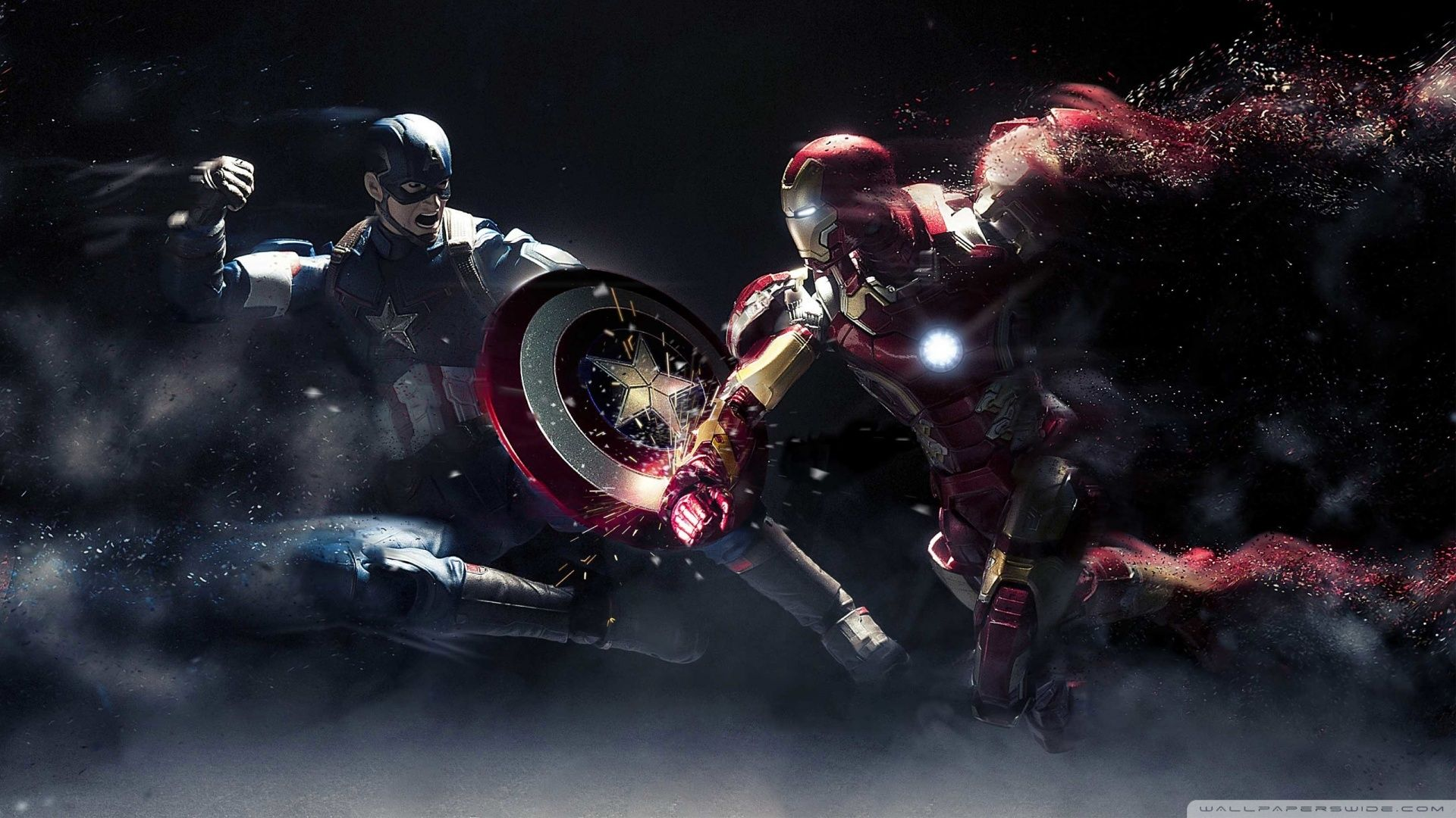 hd wallpapers iron man