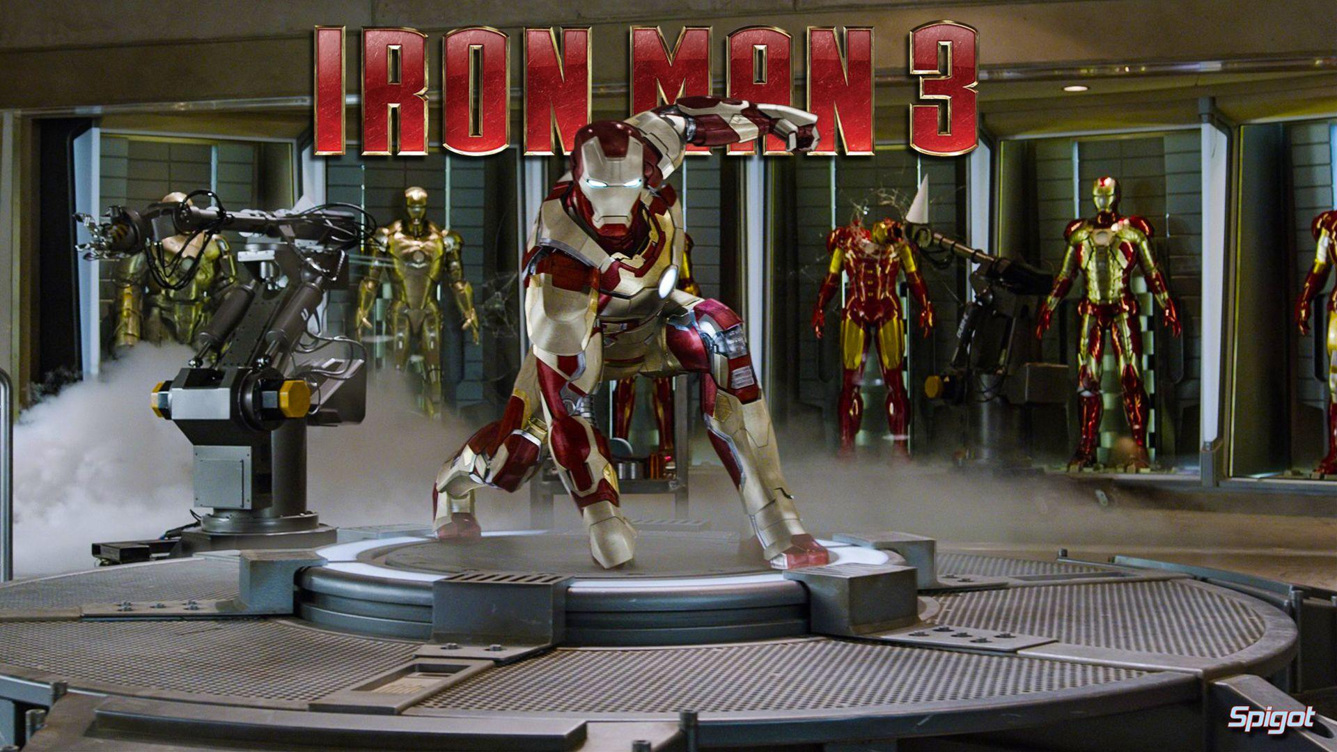 wallpaper hd iron man
