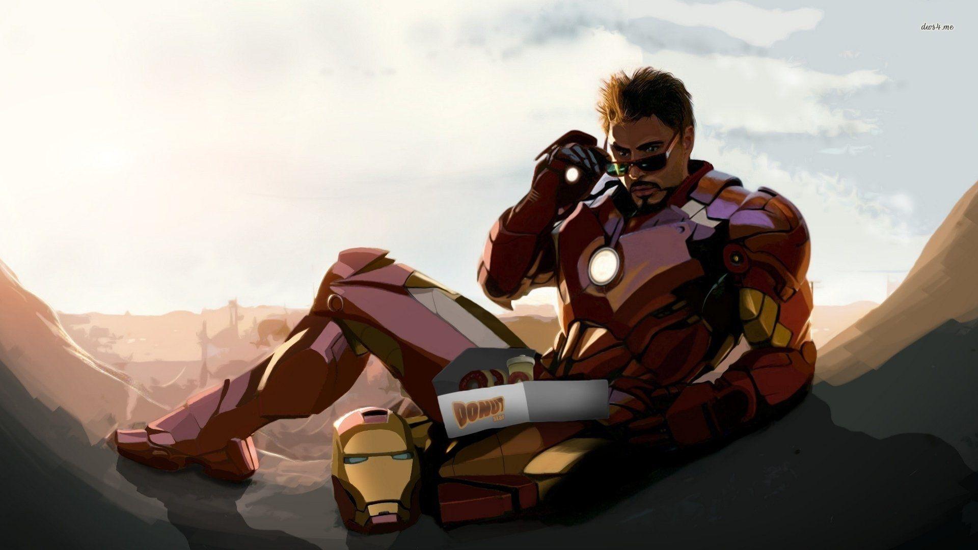 iron man hd wallpaper free download