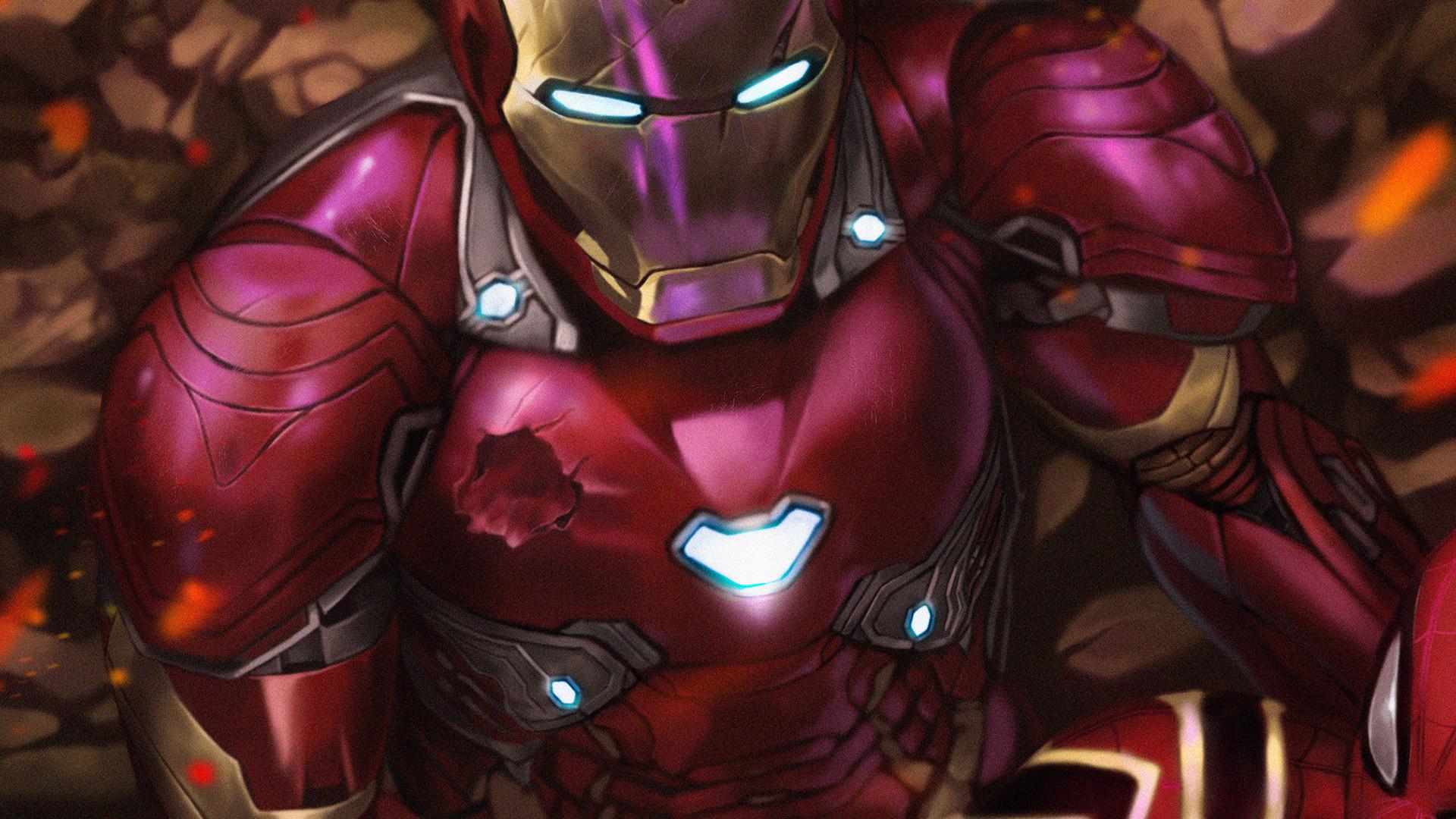hd pics of iron man