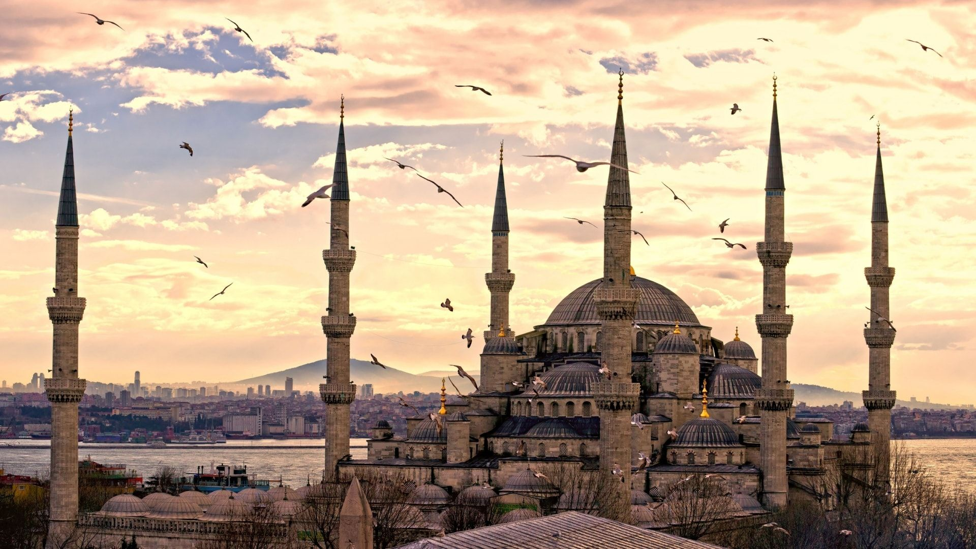 istanbul background images