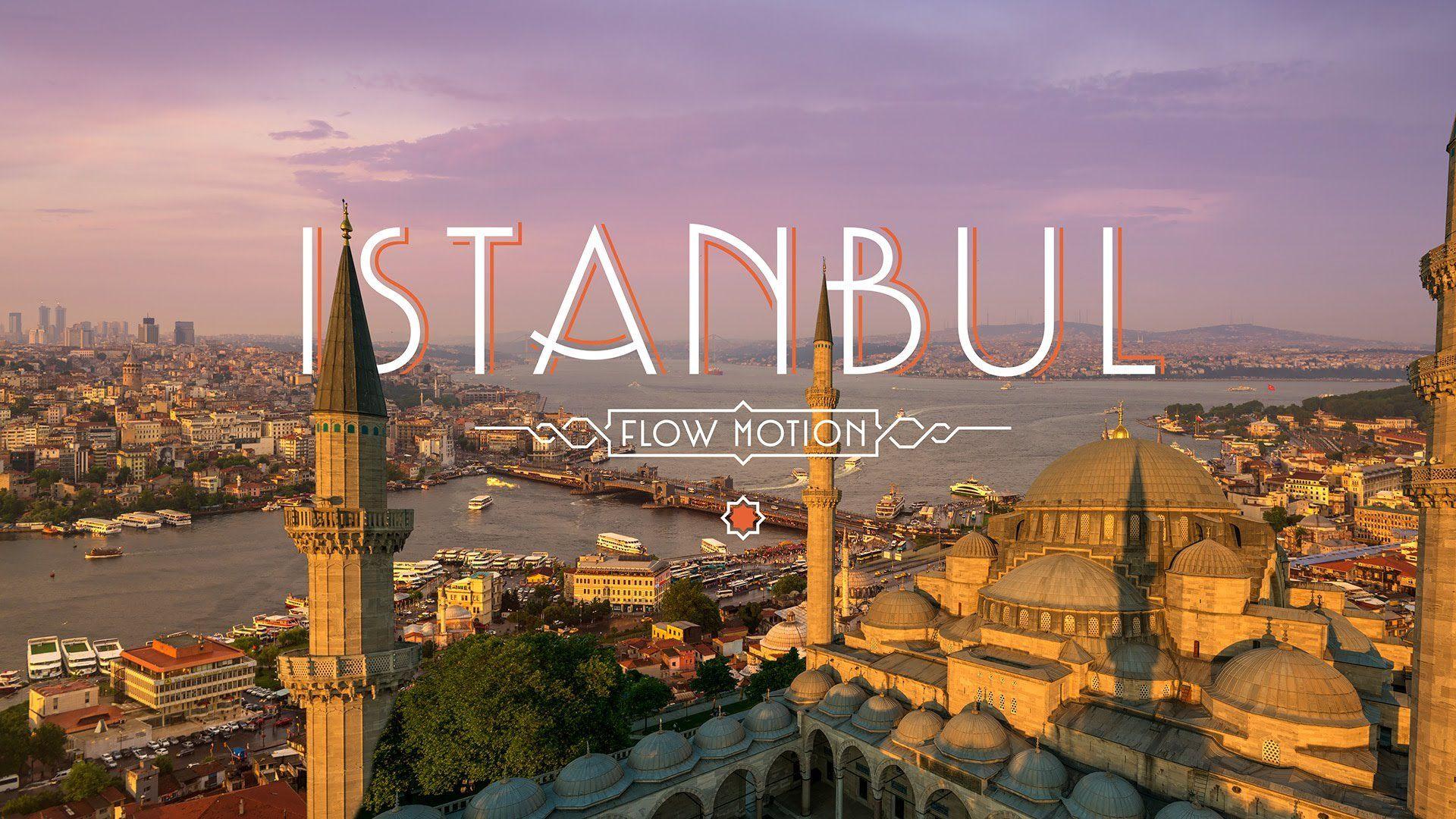 Istanbul Wallpaper 4k free download