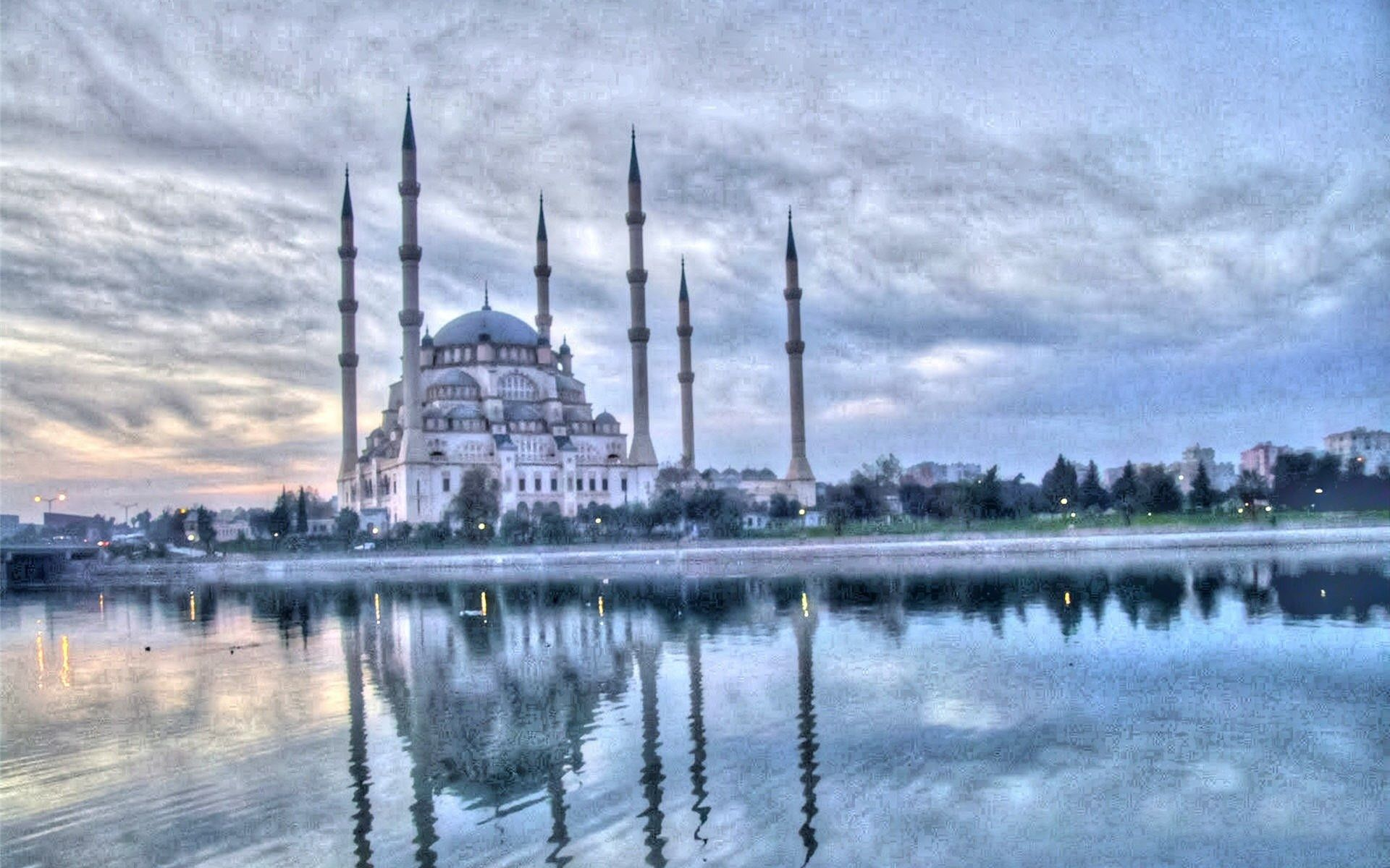 istanbul gece wallpaper hd