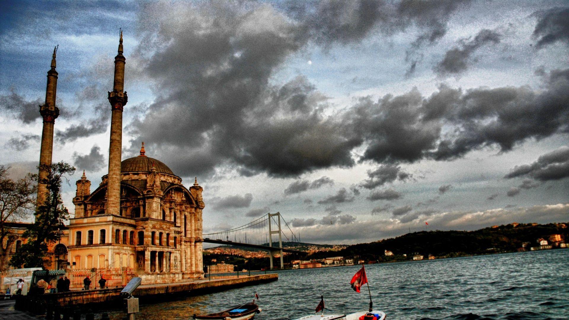 4k wallpaper istanbul