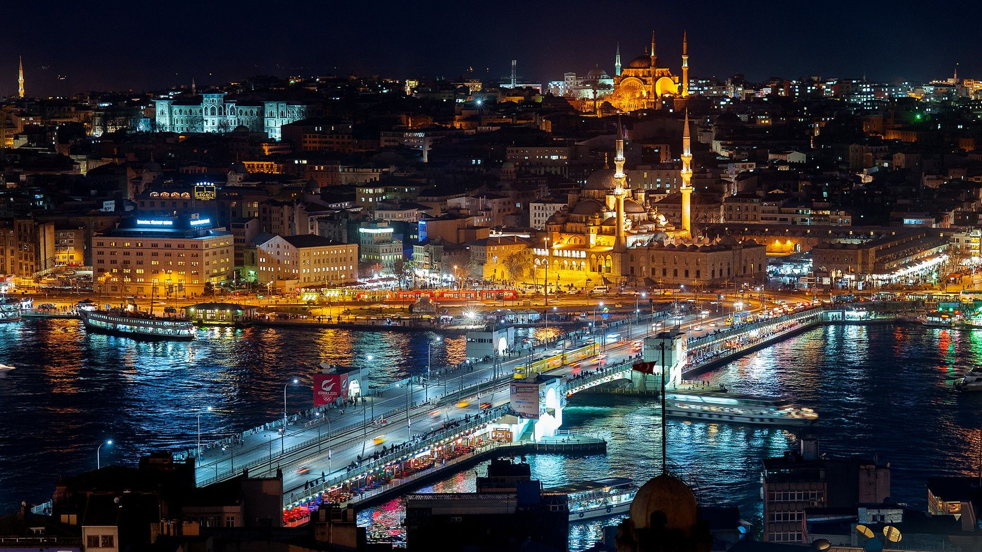 background istanbul images