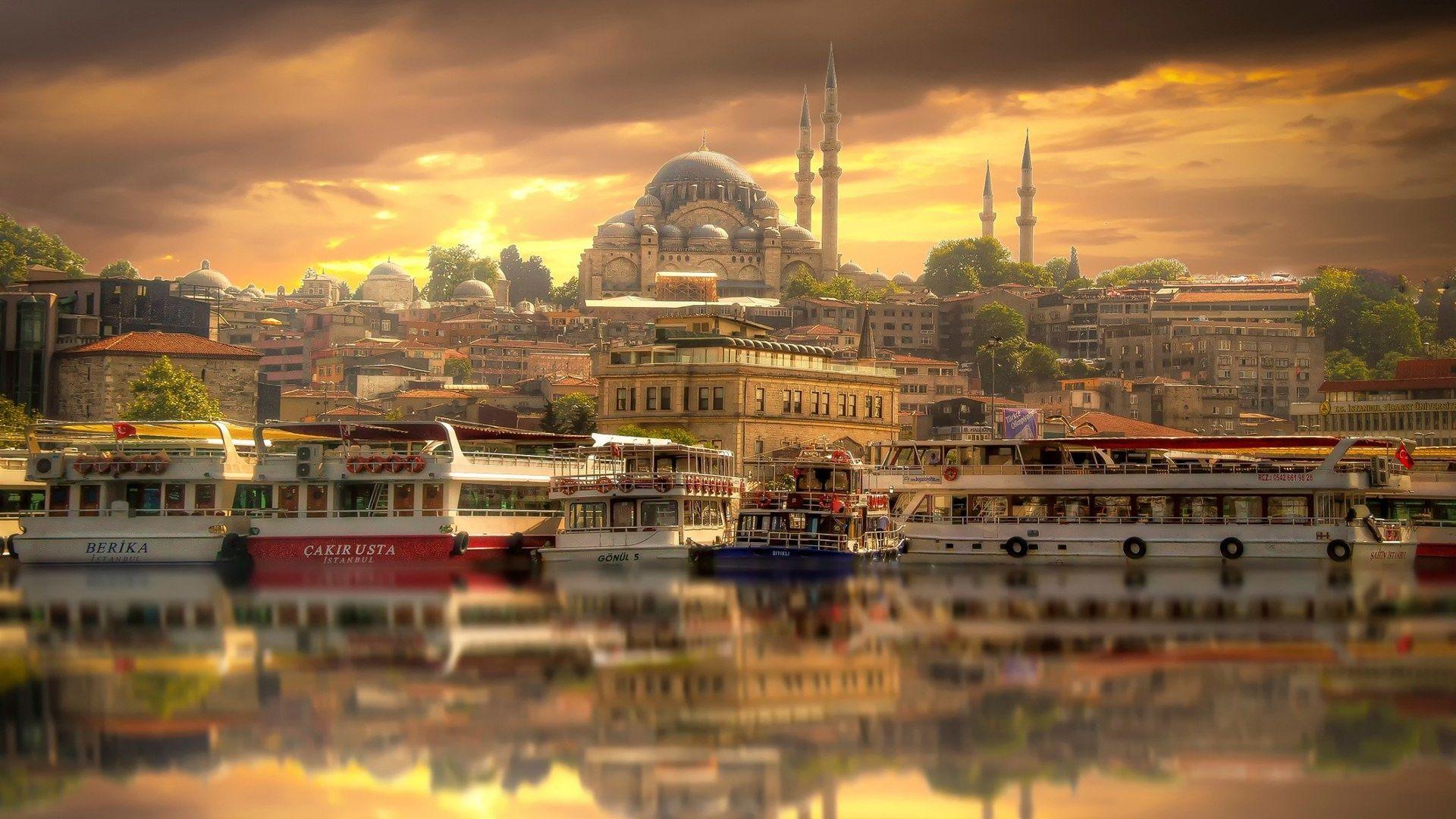 hd istanbul photos